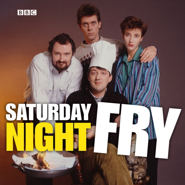 Stephen Fry Saturday Night Fry brennan jobs l small fry