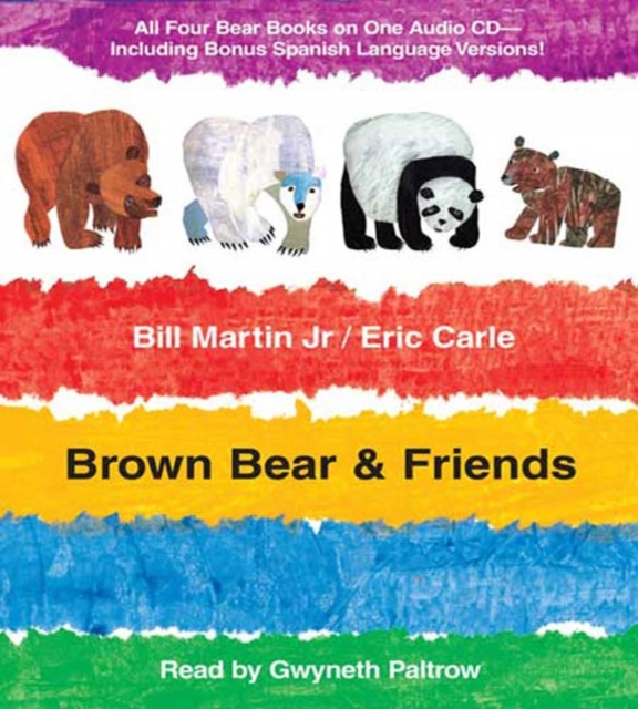 Eric Carle Brown Bear & Friends carle eric my very first book of food