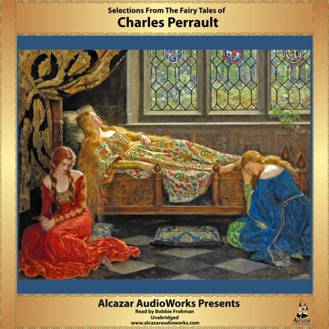 цена Шарль Перро Selections from the Fairy Tales of Charles Perrault онлайн в 2017 году