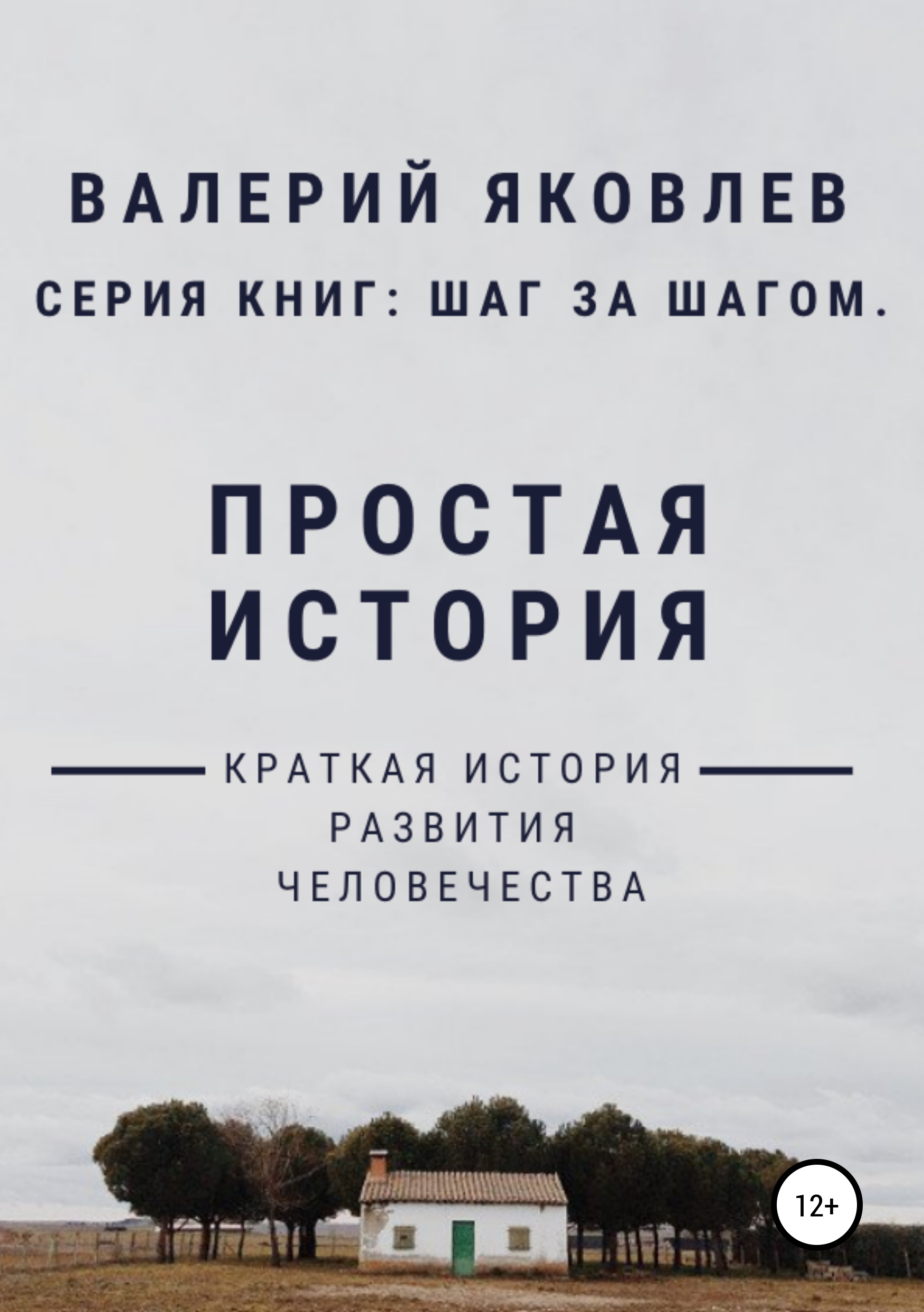 Валерий Сергеевич Яковлев Простая история