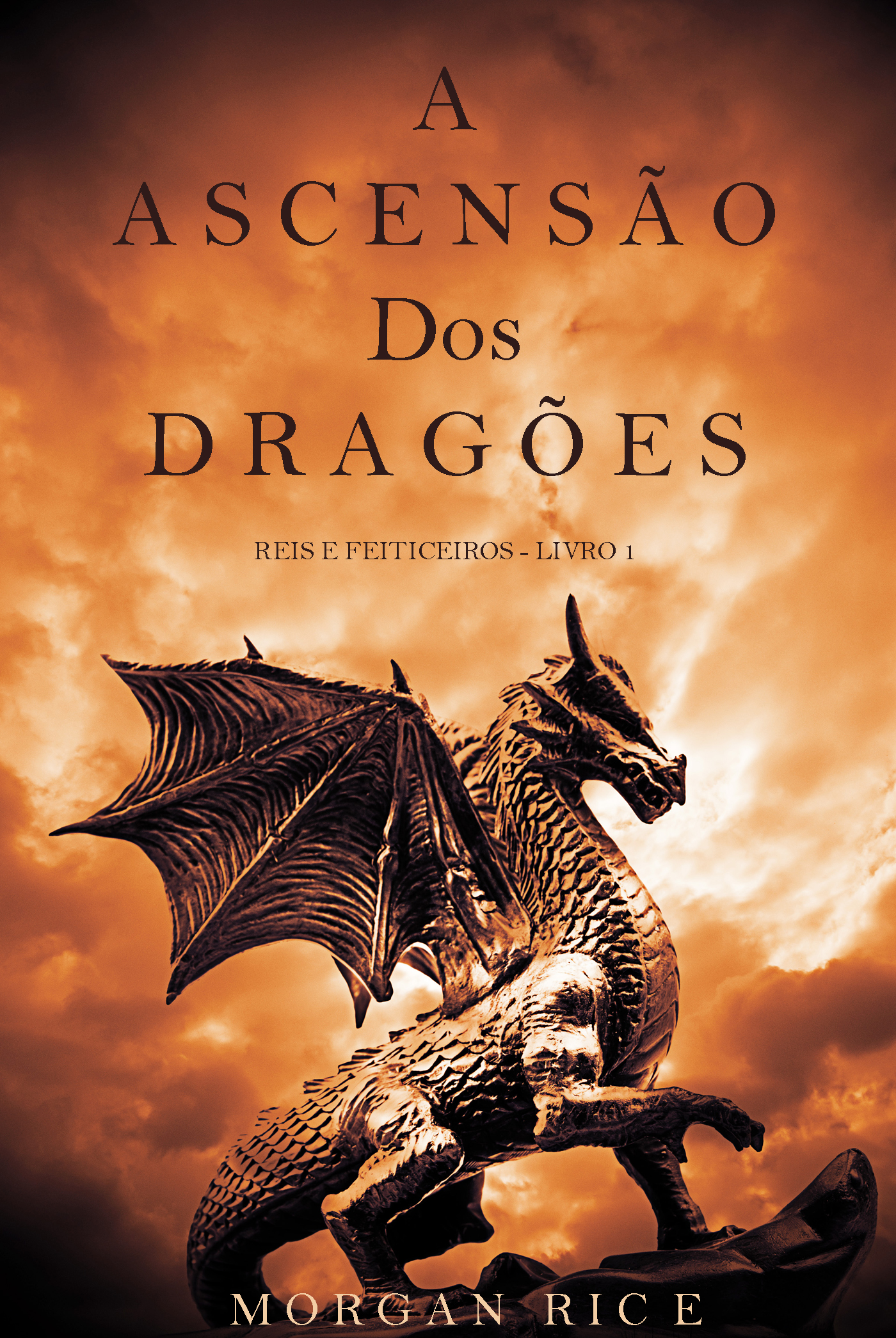 купить Морган Райс A Ascensão dos Dragões дешево