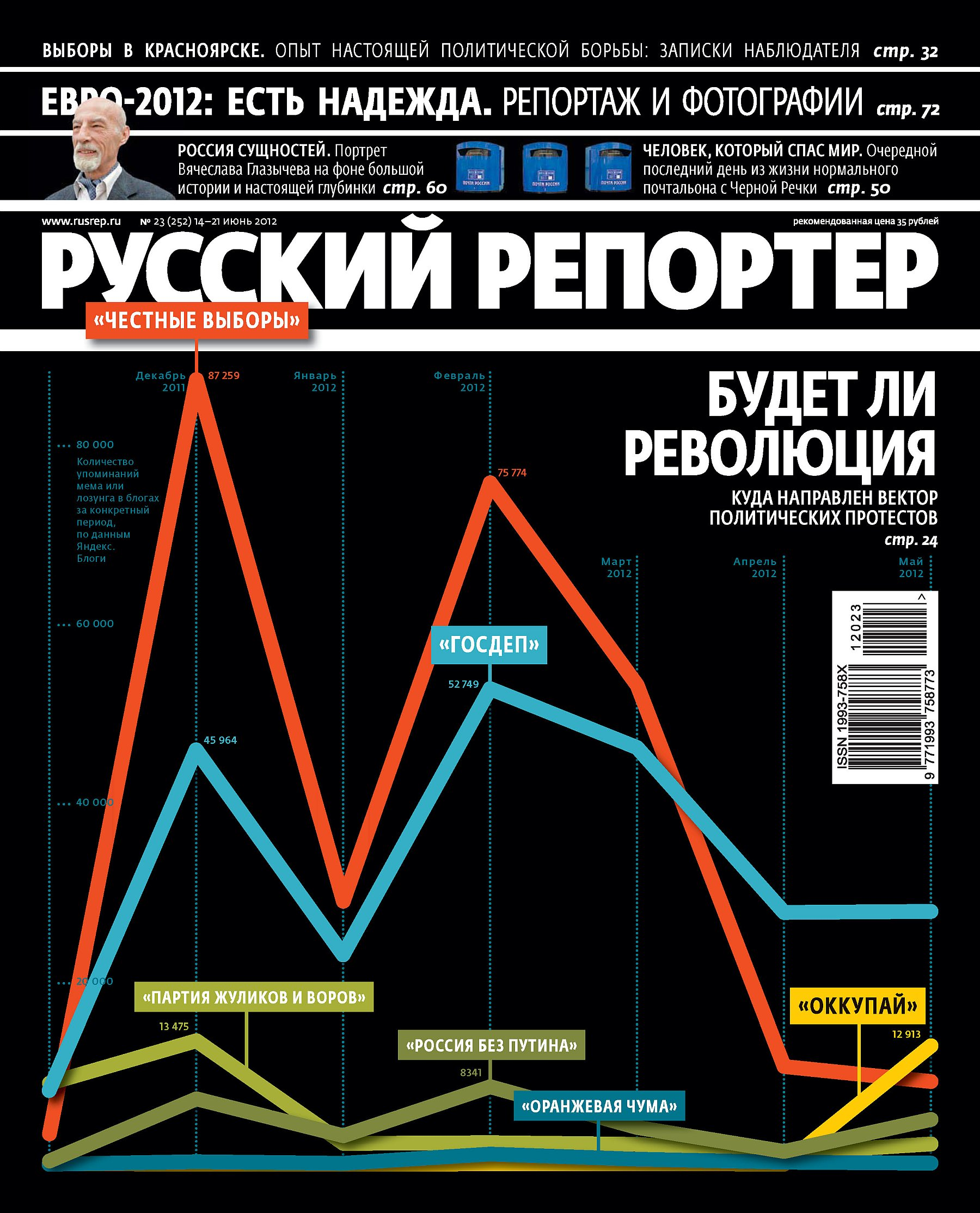 Отсутствует Русский Репортер №23/2012 отсутствует русский репортер 16 2012