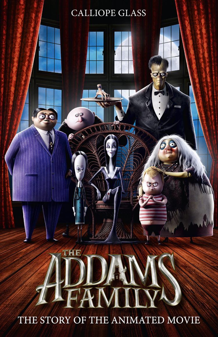 лучшая цена Calliope Glass The Addams Family: The Story of the Movie: Movie tie-in