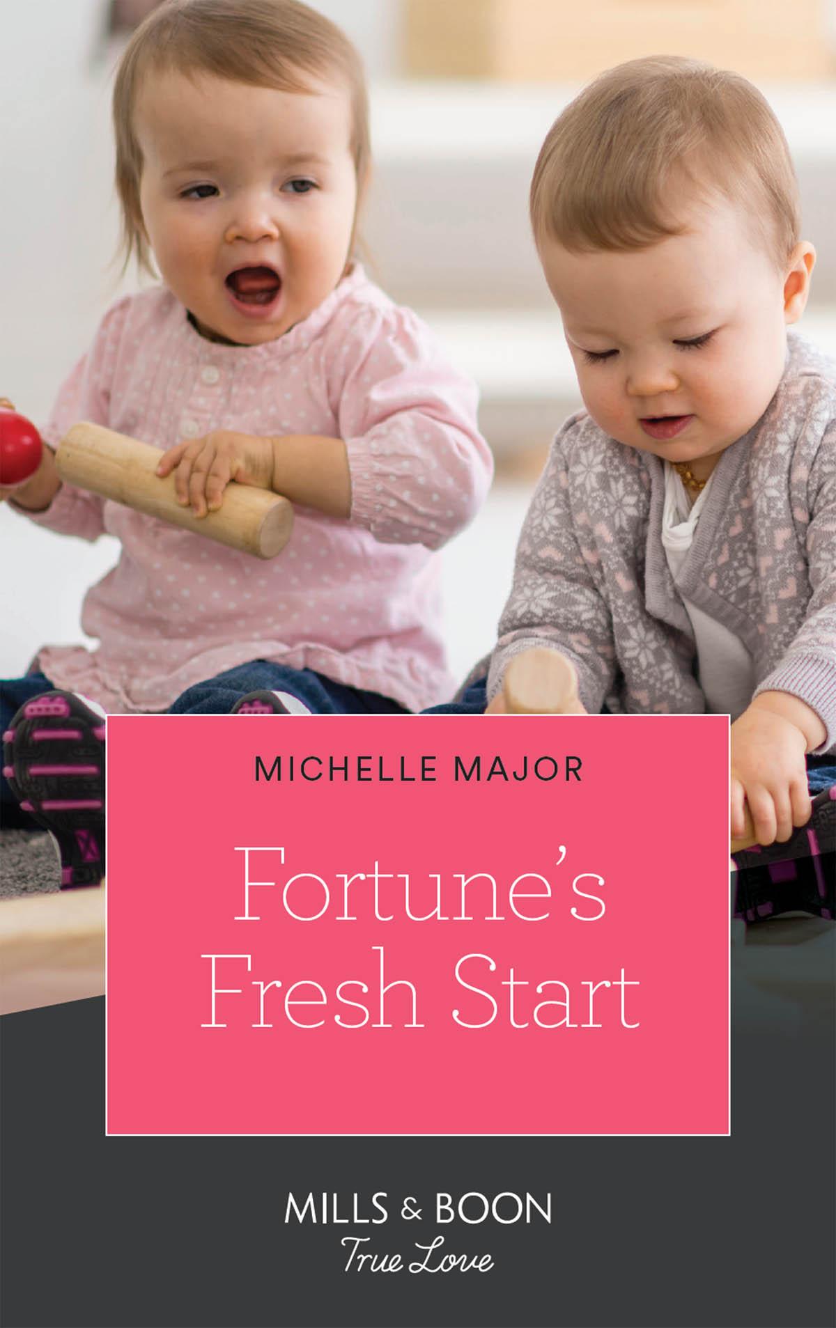 Michelle Major Fortune's Fresh Start irene brand second chance at love