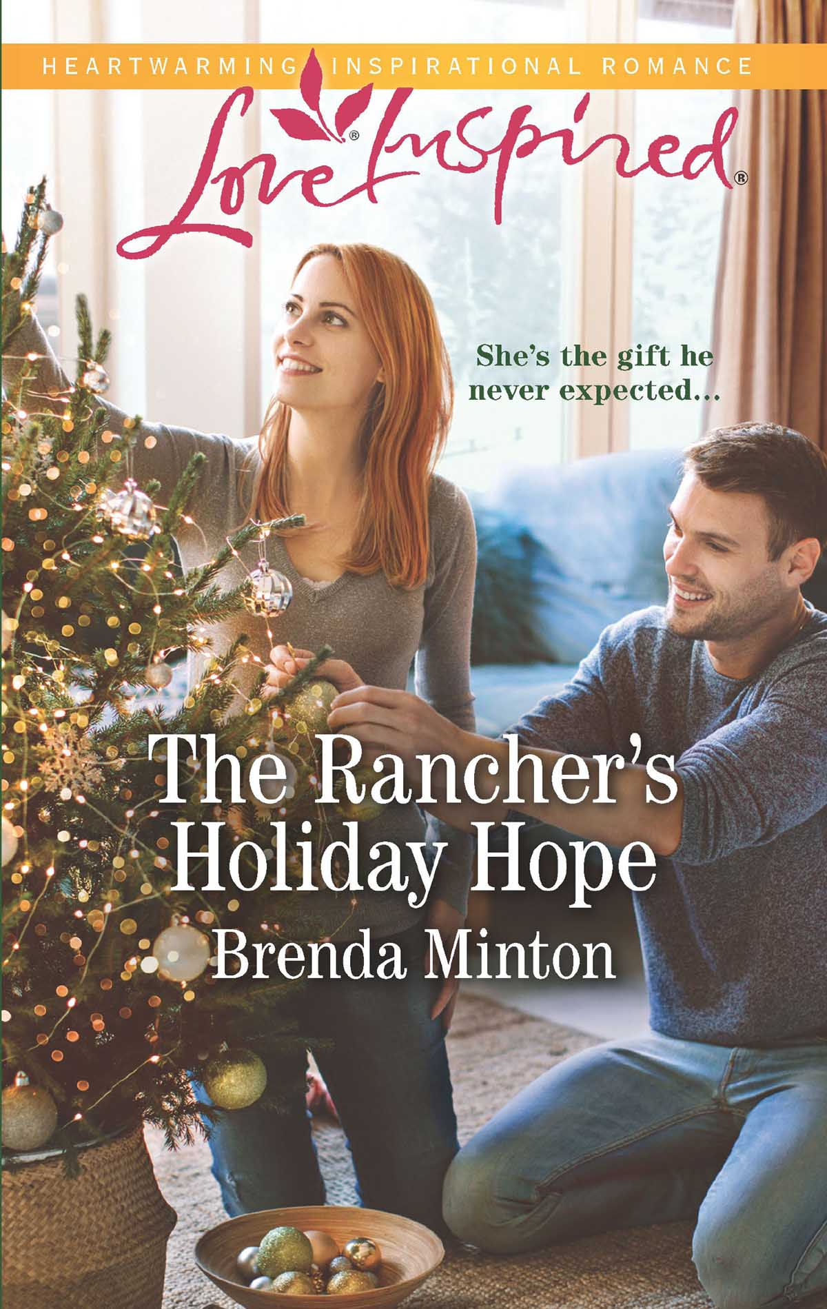 Brenda Minton The Rancher's Holiday Hope brenda minton his little cowgirl