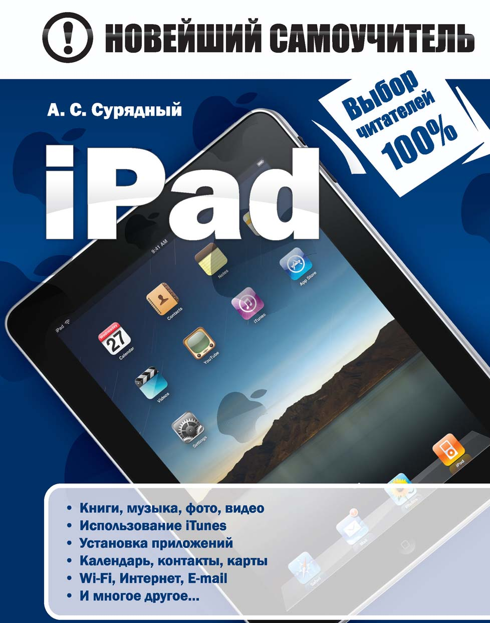 А. С. Сурядный iPad фотоальбомы