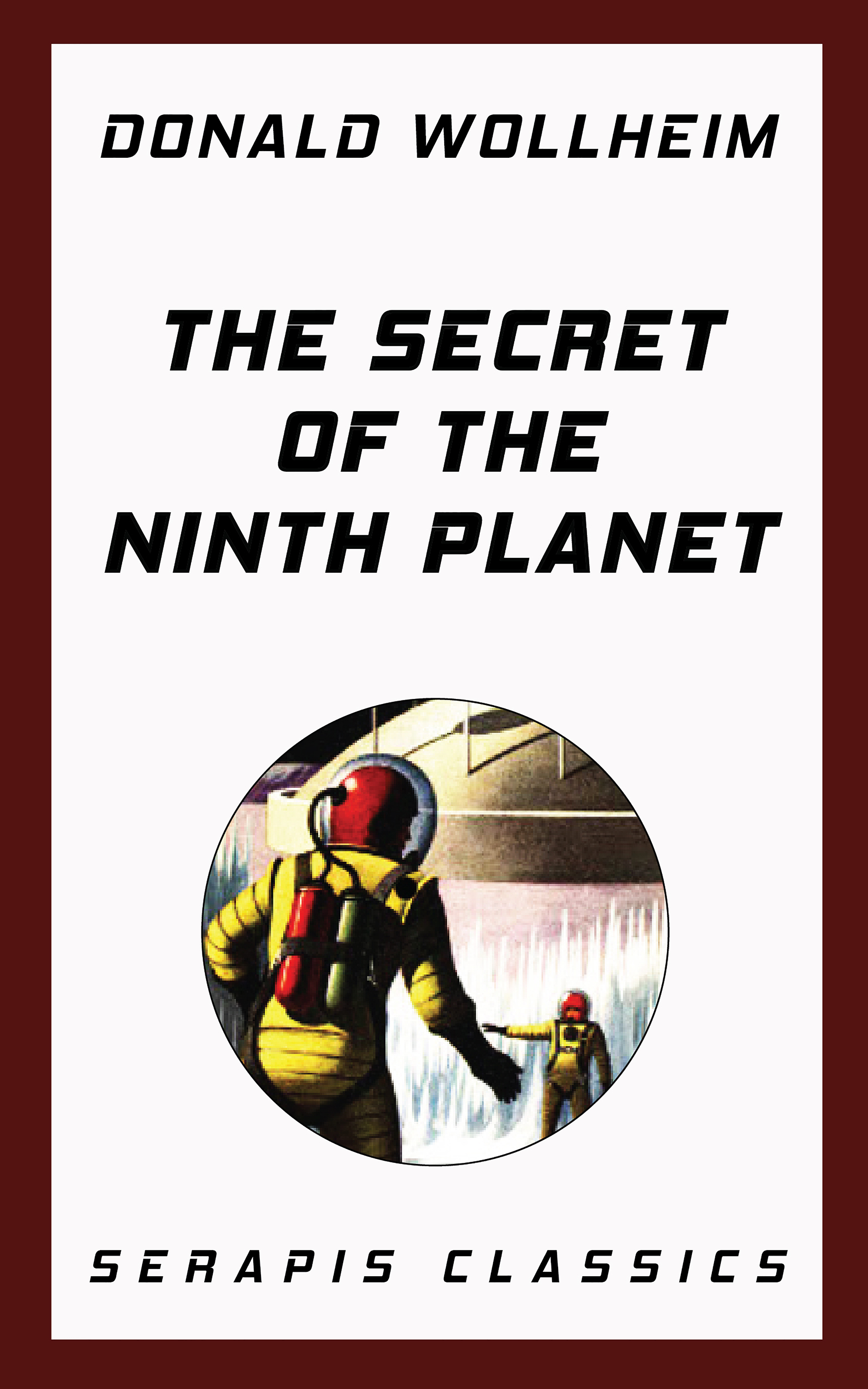 Donald Wollheim The Secret of the Ninth Planet 9th the ninth джинсовые брюки