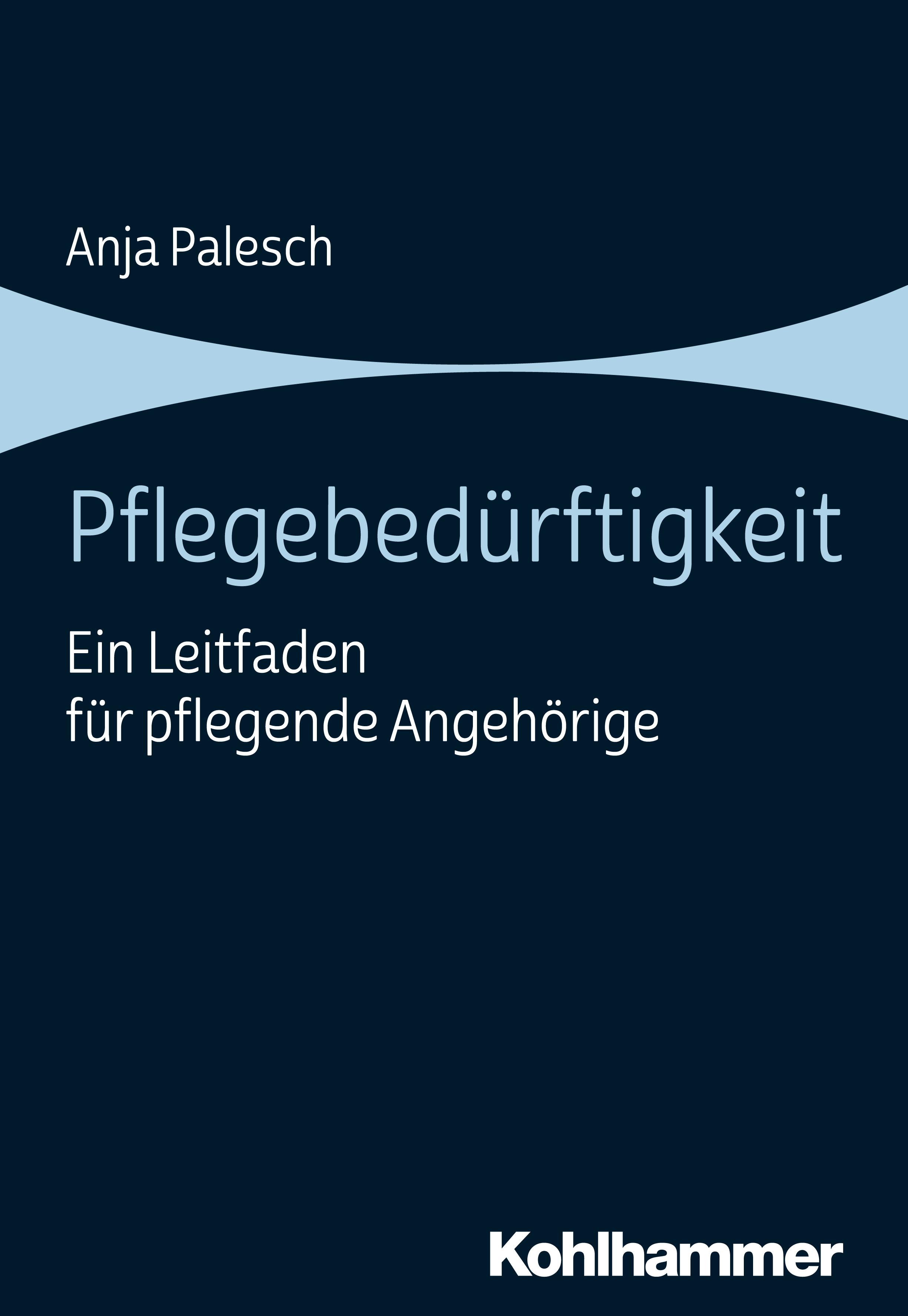 Anja Palesch Pflegebedürftigkeit цена