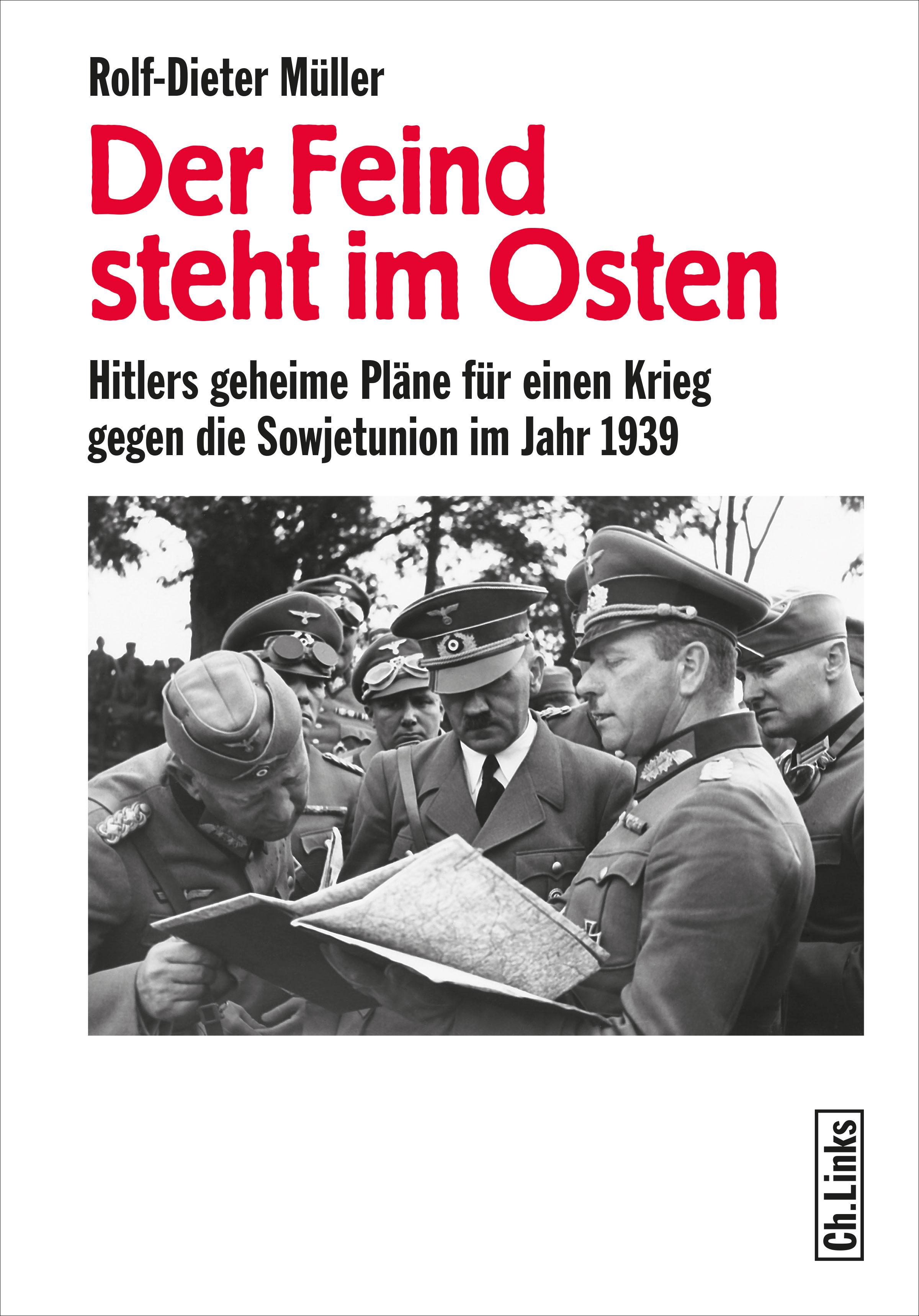 Rolf-Dieter Muller Der Feind steht im Osten недорого
