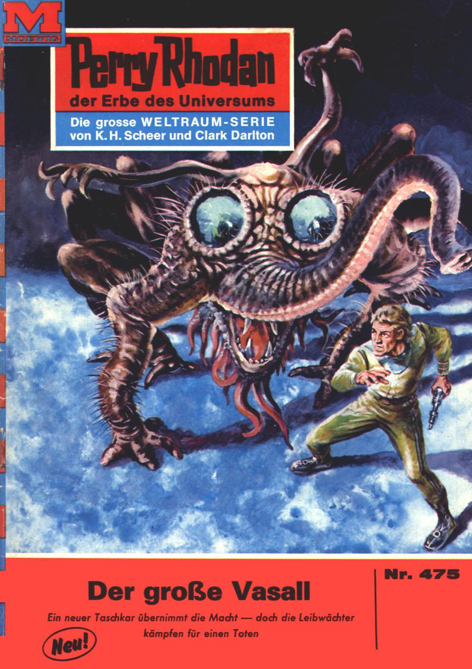 William Voltz Perry Rhodan 475: Der große Vasall william voltz perry rhodan 816 meister der gravitation