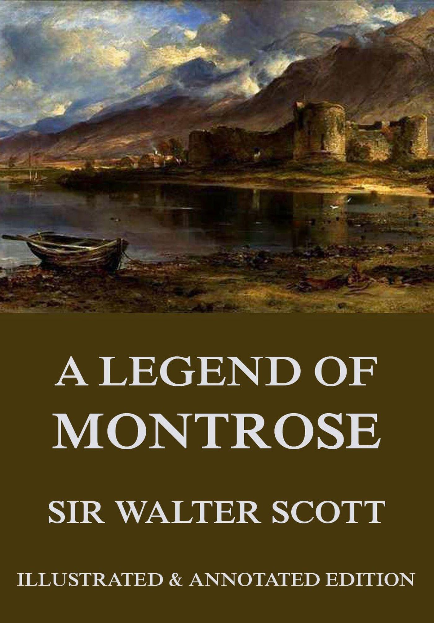 Вальтер Скотт A Legend Of Montrose montrose montrose original album series 5 cd