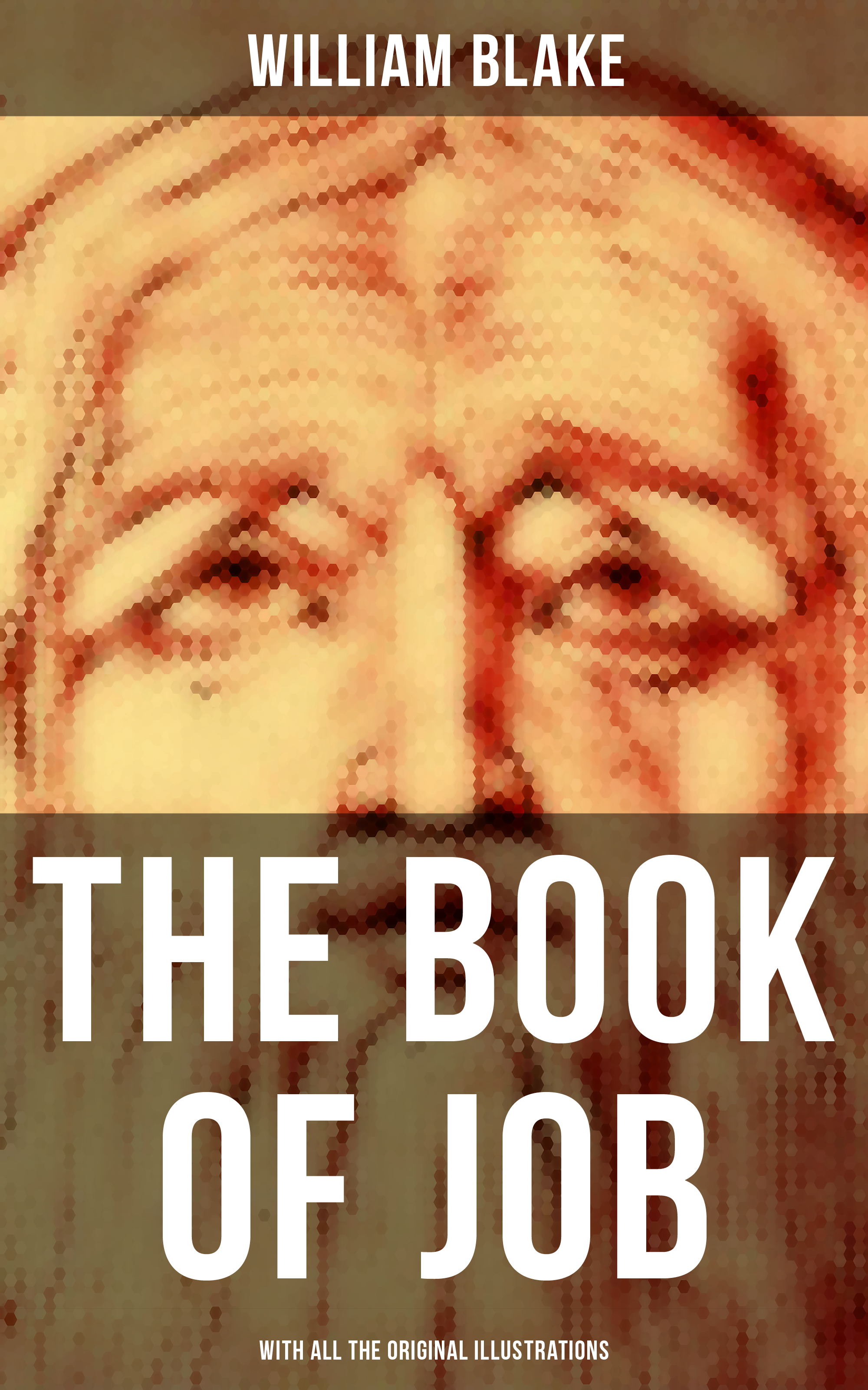 William Blake The Book of Job (With All the Original Illustrations) william garden blaikie the book of joshua v 6