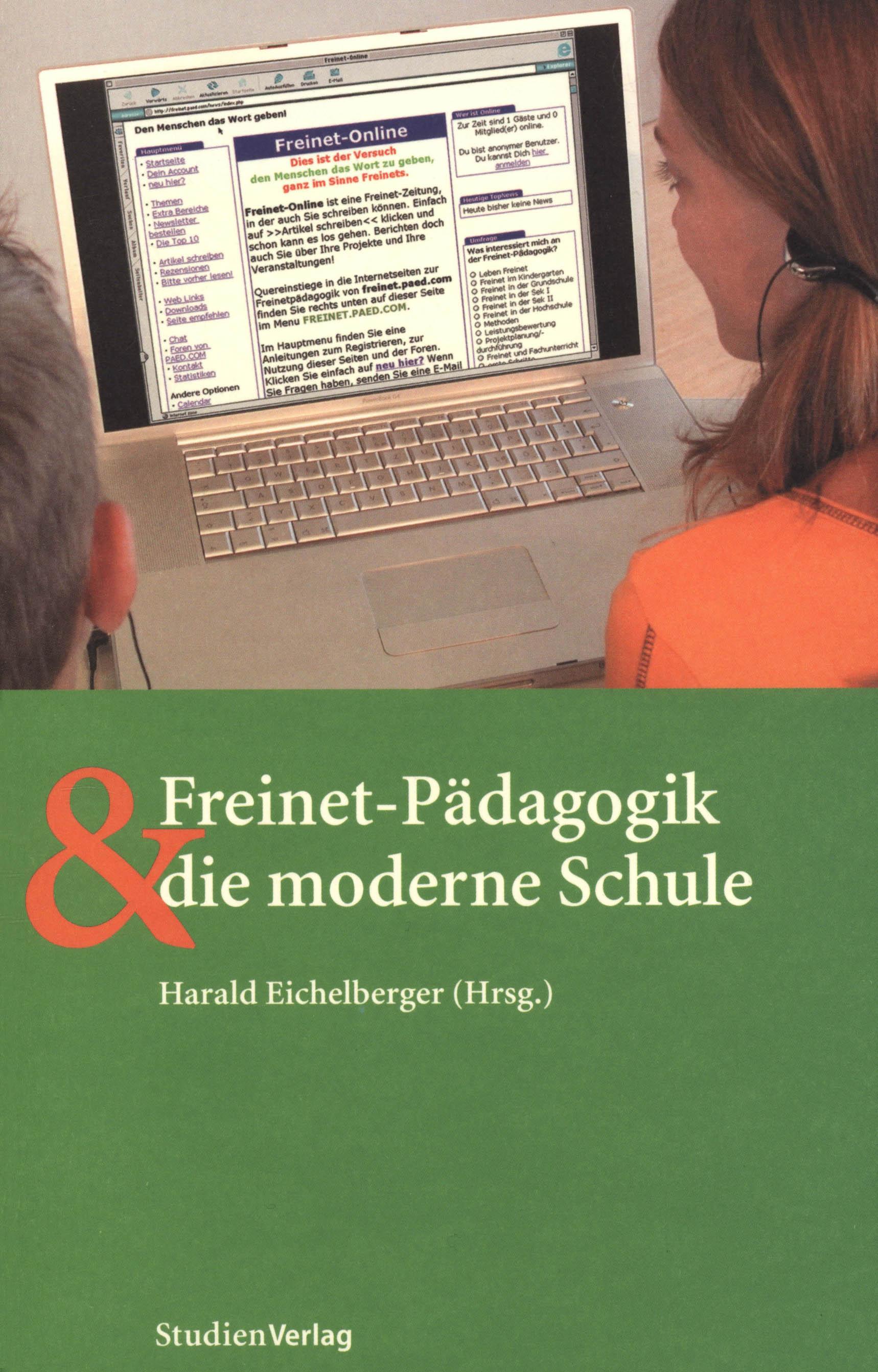 Harald Eichelberger Freinet-Pädagogik und die moderne Schule