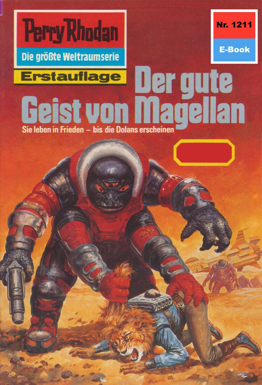 цена на Thomas Ziegler Perry Rhodan 1211: Der gute Geist von Magellan