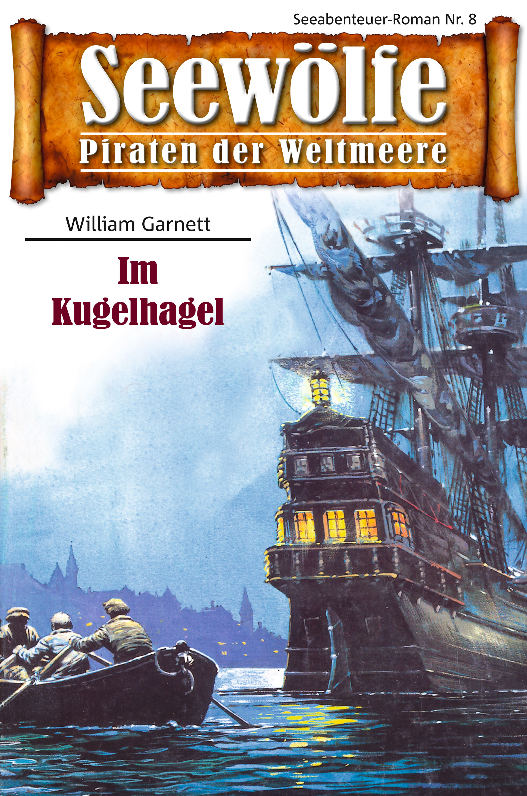 William Garnett Seewölfe - Piraten der Weltmeere 8 все цены
