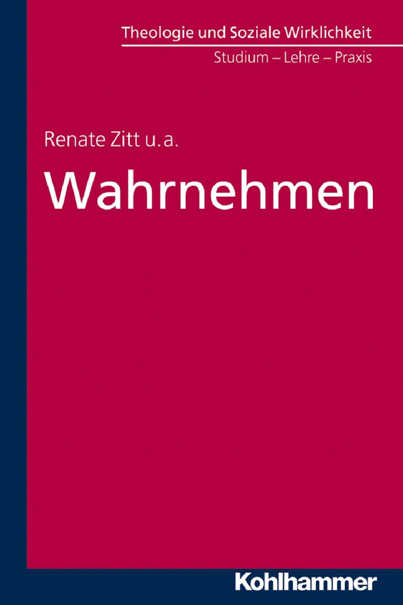 Renate Zitt Wahrnehmen все цены