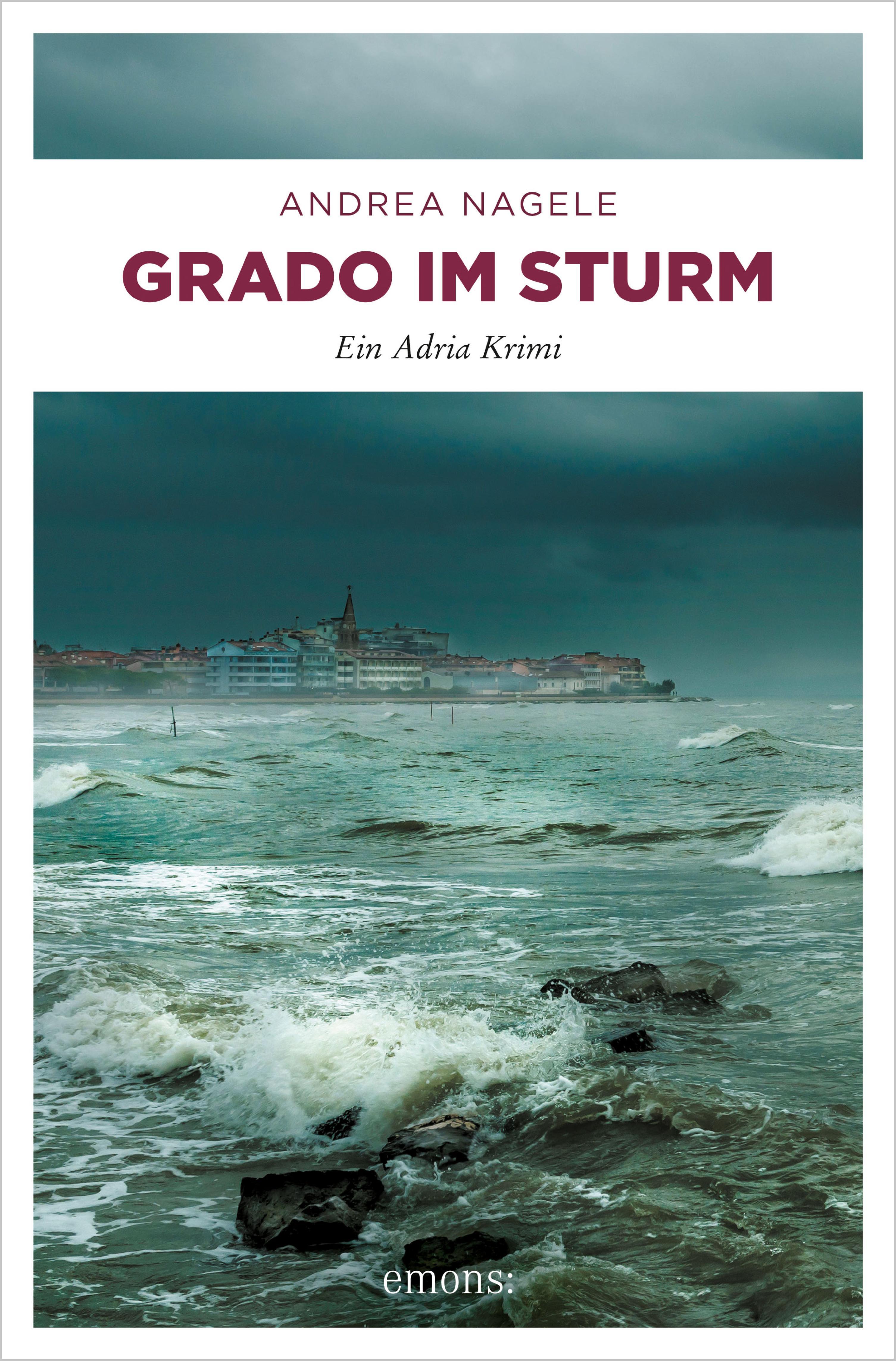Andrea Nagele Grado im Sturm цена