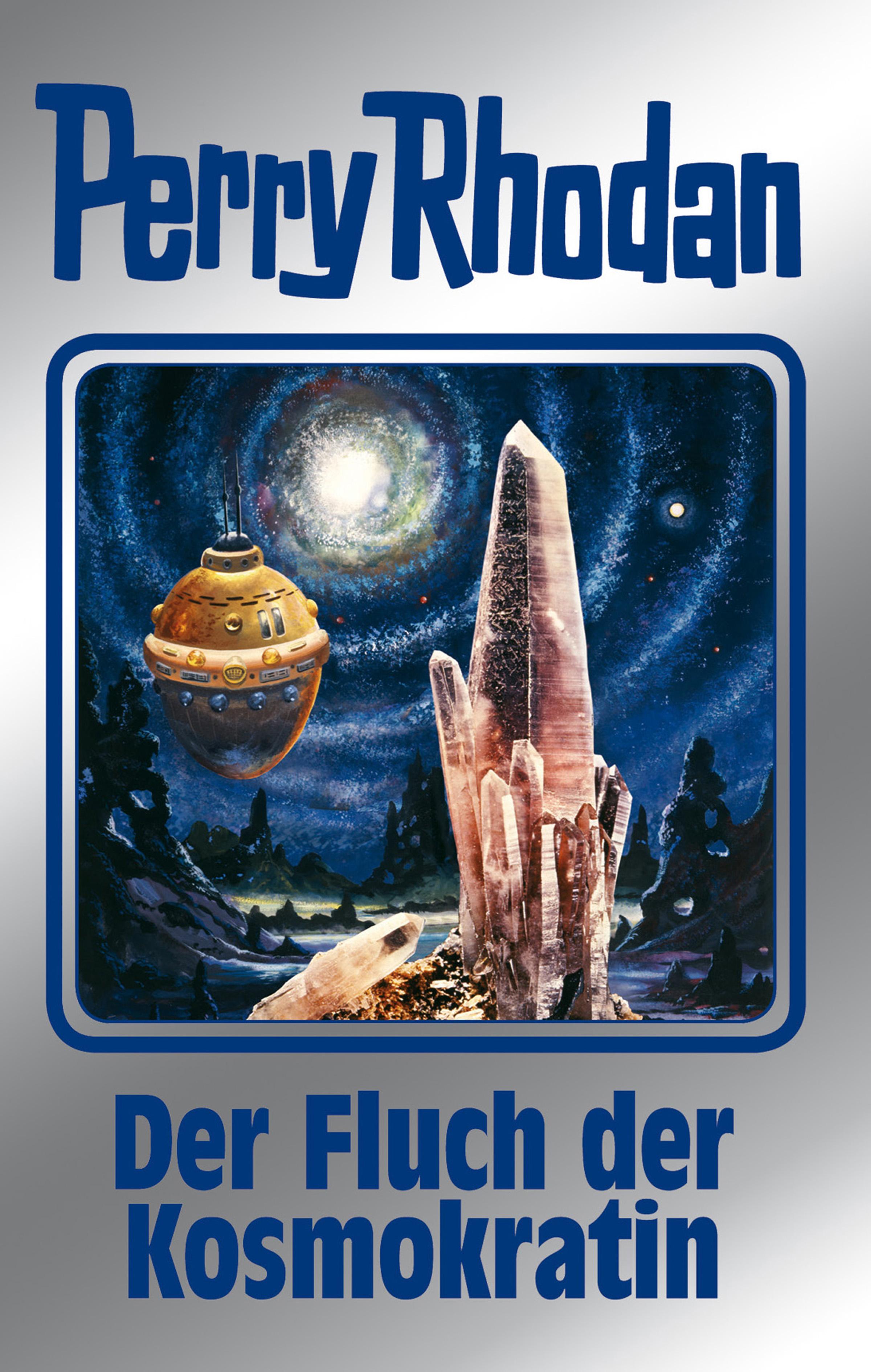 Clark Darlton Perry Rhodan 132: Der Fluch der Kosmokratin (Silberband) h g ewers perry rhodan 1221 der oxtorner und der admiral