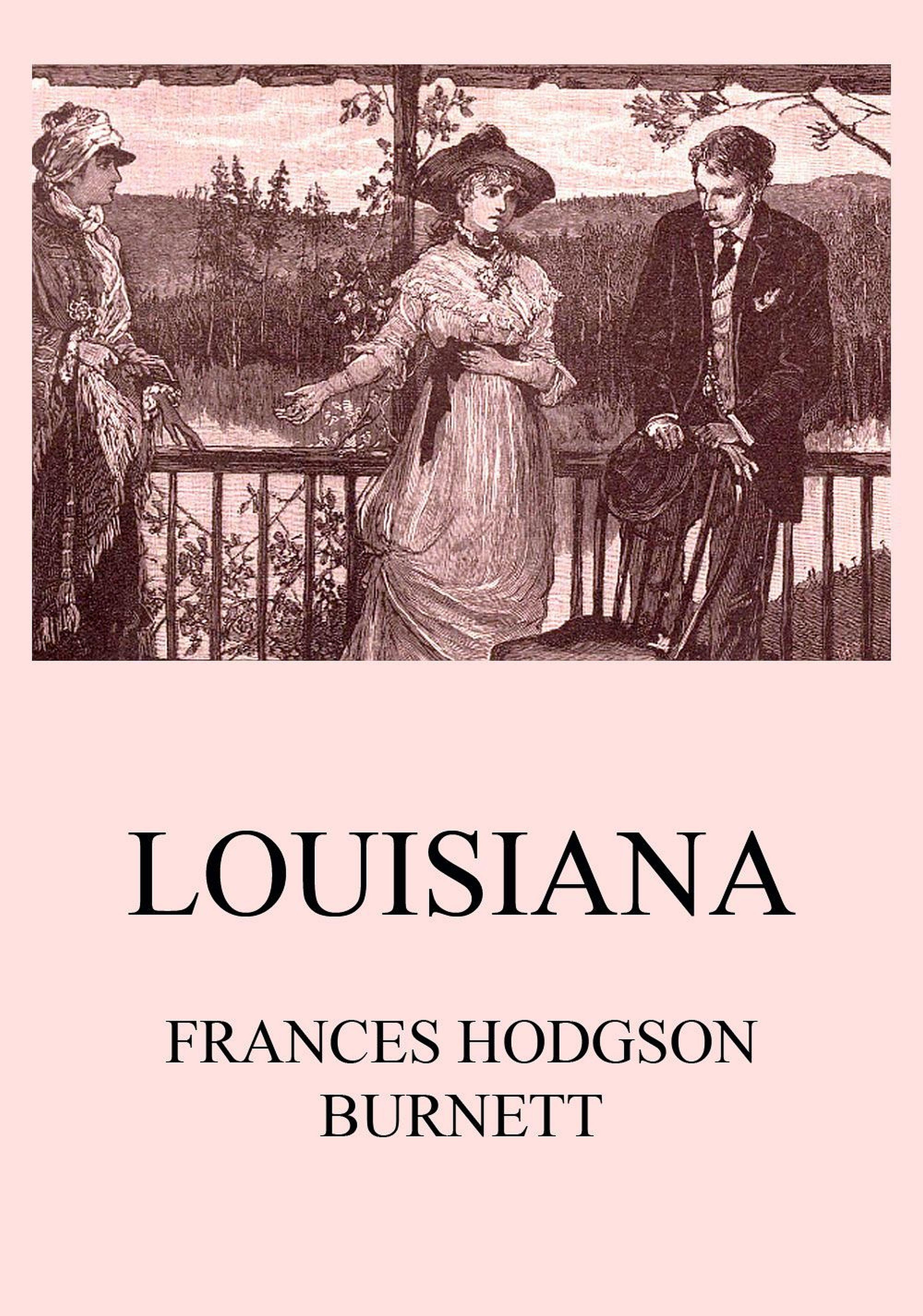 Frances Hodgson Burnett Louisiana стул louisiana