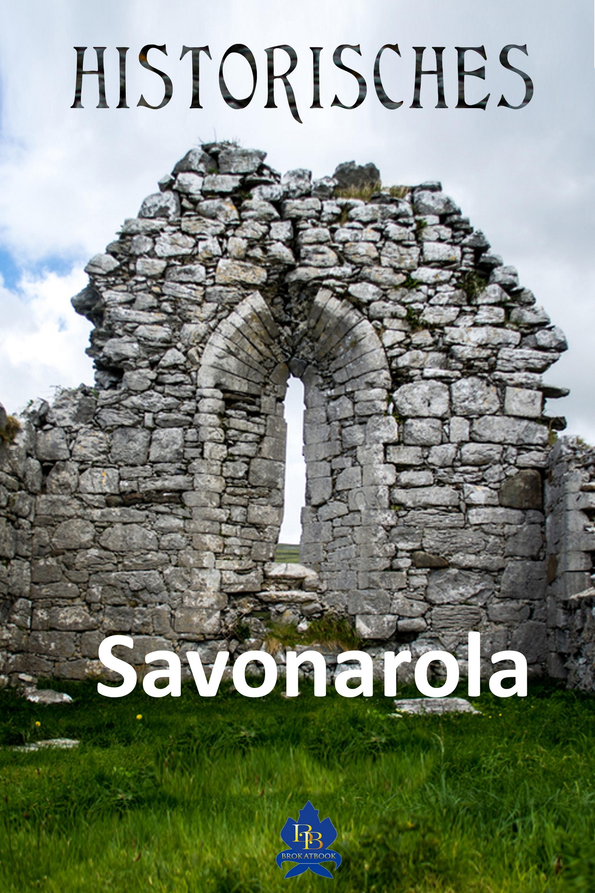 Gunter Pirntke Savonarola