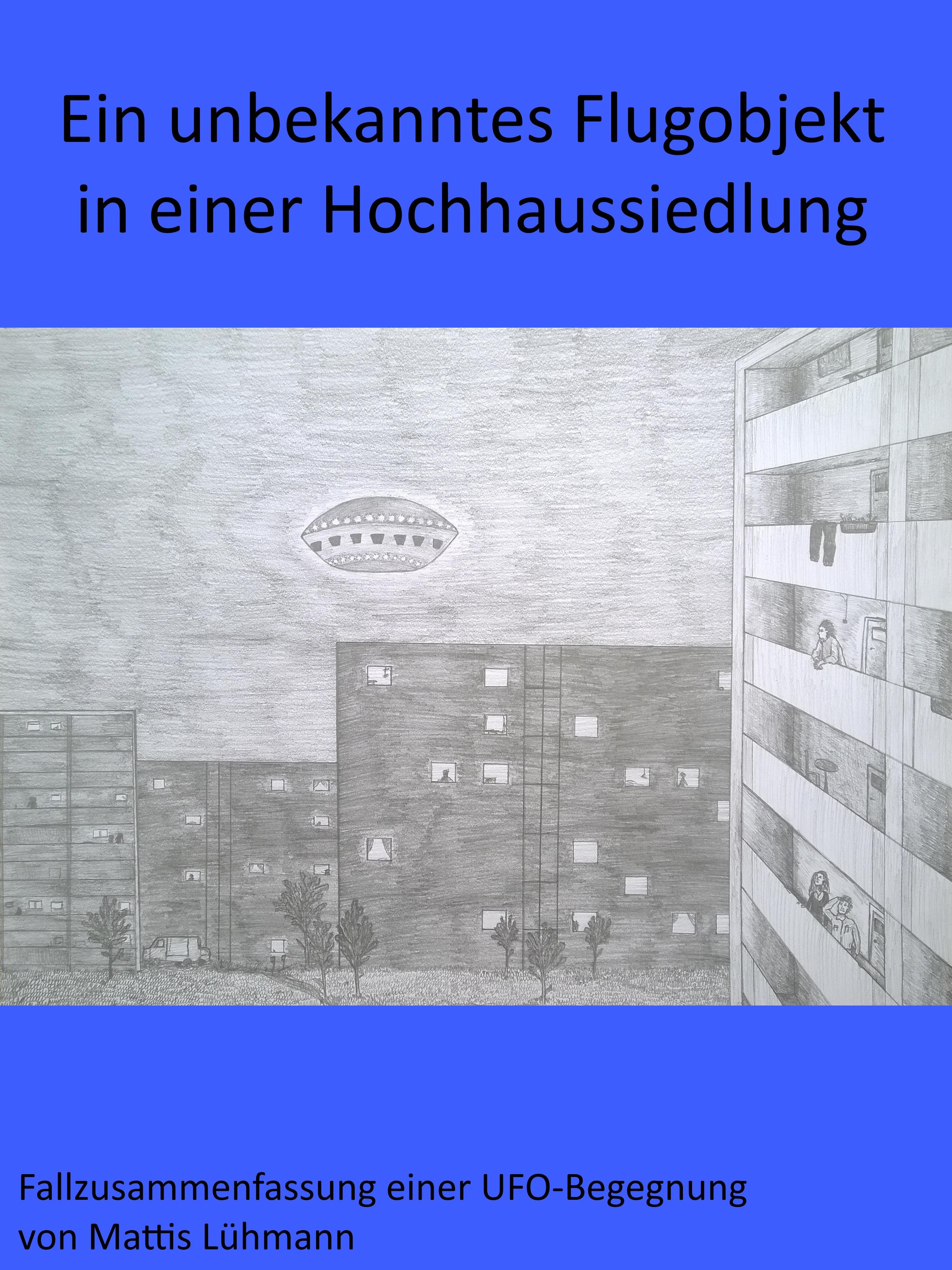 Mattis Lühmann Ein unbekanntes Flugobjekt in einer Hochhaussiedlung sebastian boosen vergleich einer geldanlage in immobilien oder kapitalmarktprodukten