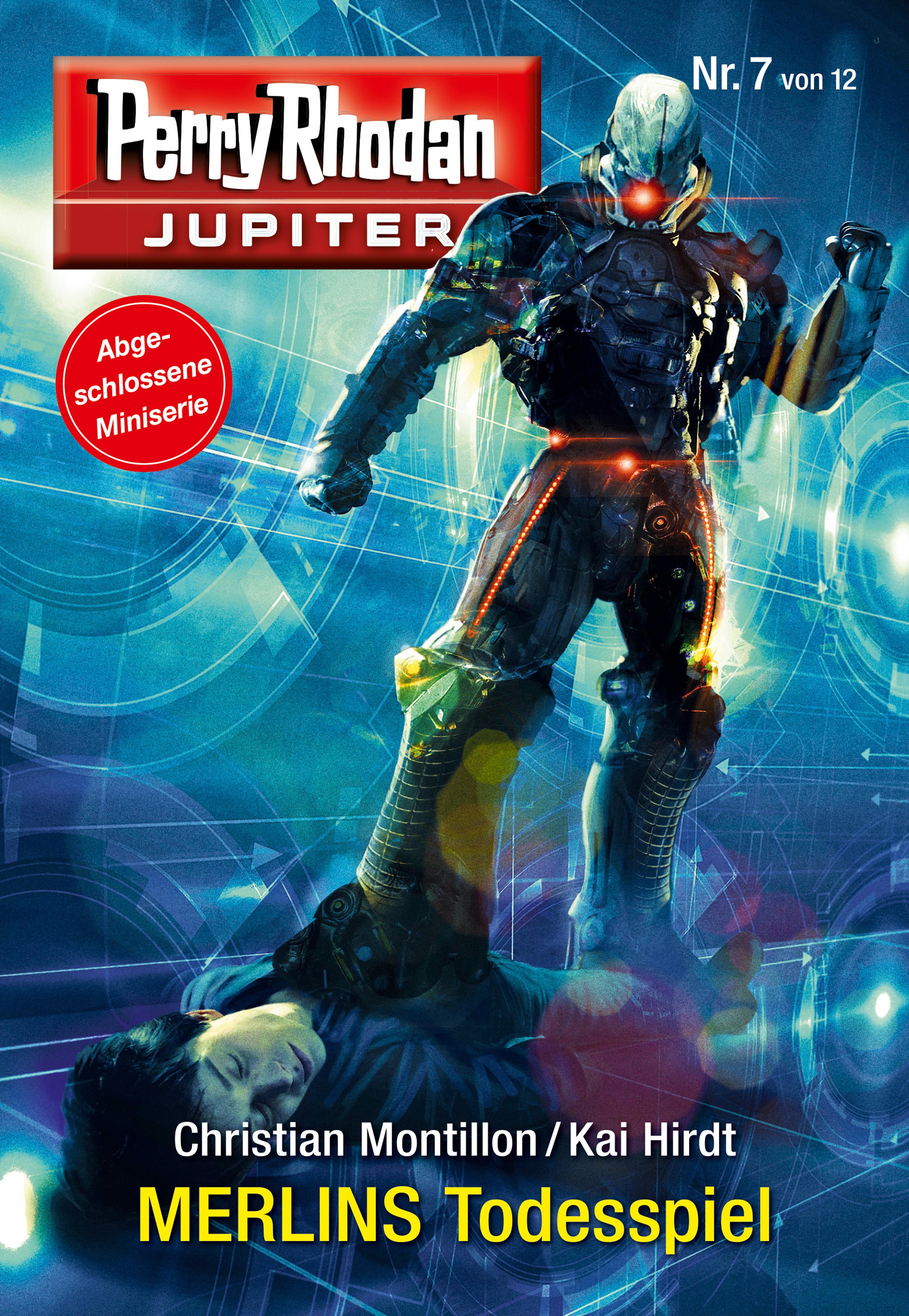 Christian Montillon Jupiter 7: MERLINS Todesspiel цена и фото
