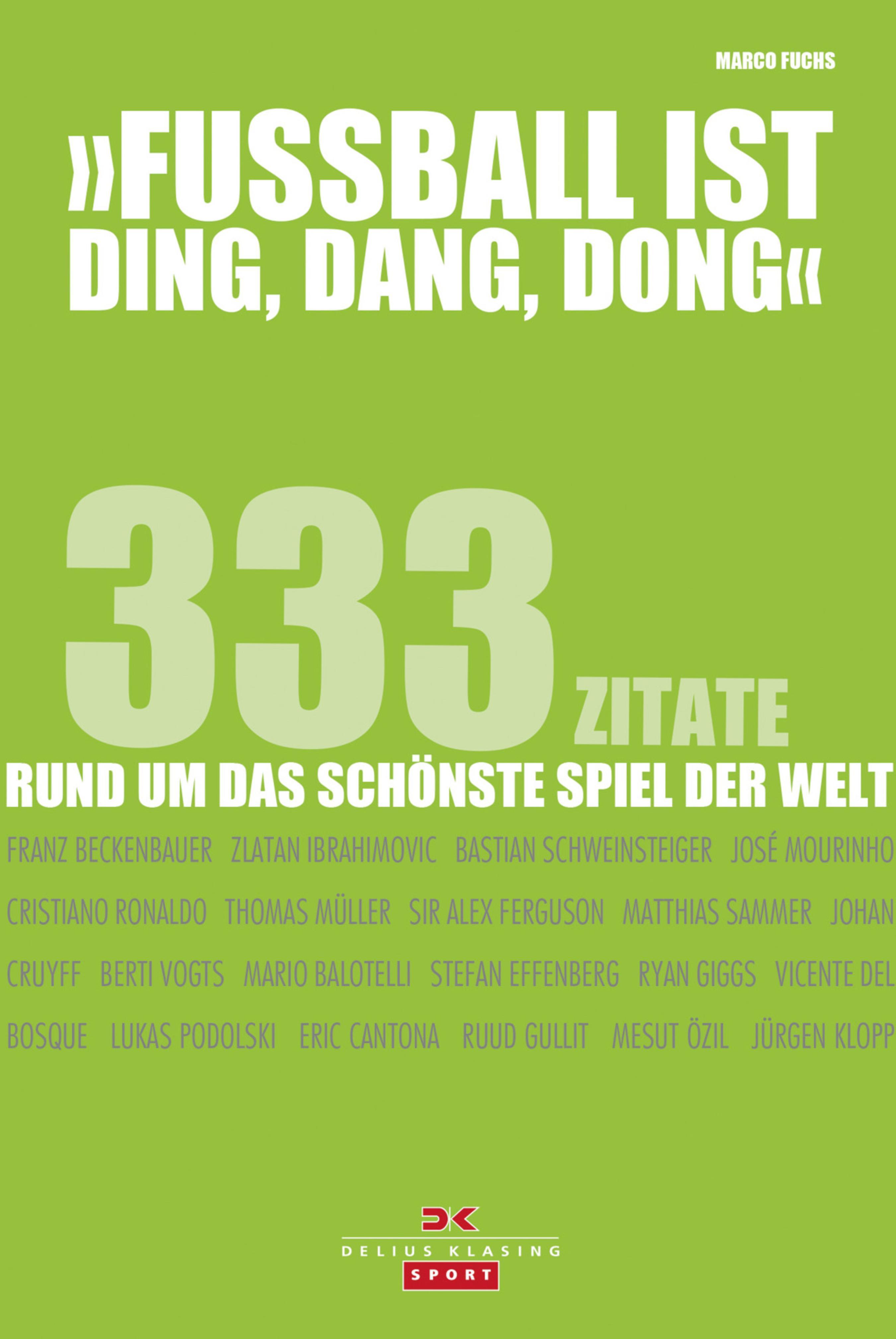 Marco Fuchs Fußball ist ding, dang, dong детские ткацкие станки аксессуары ding ding tong diy