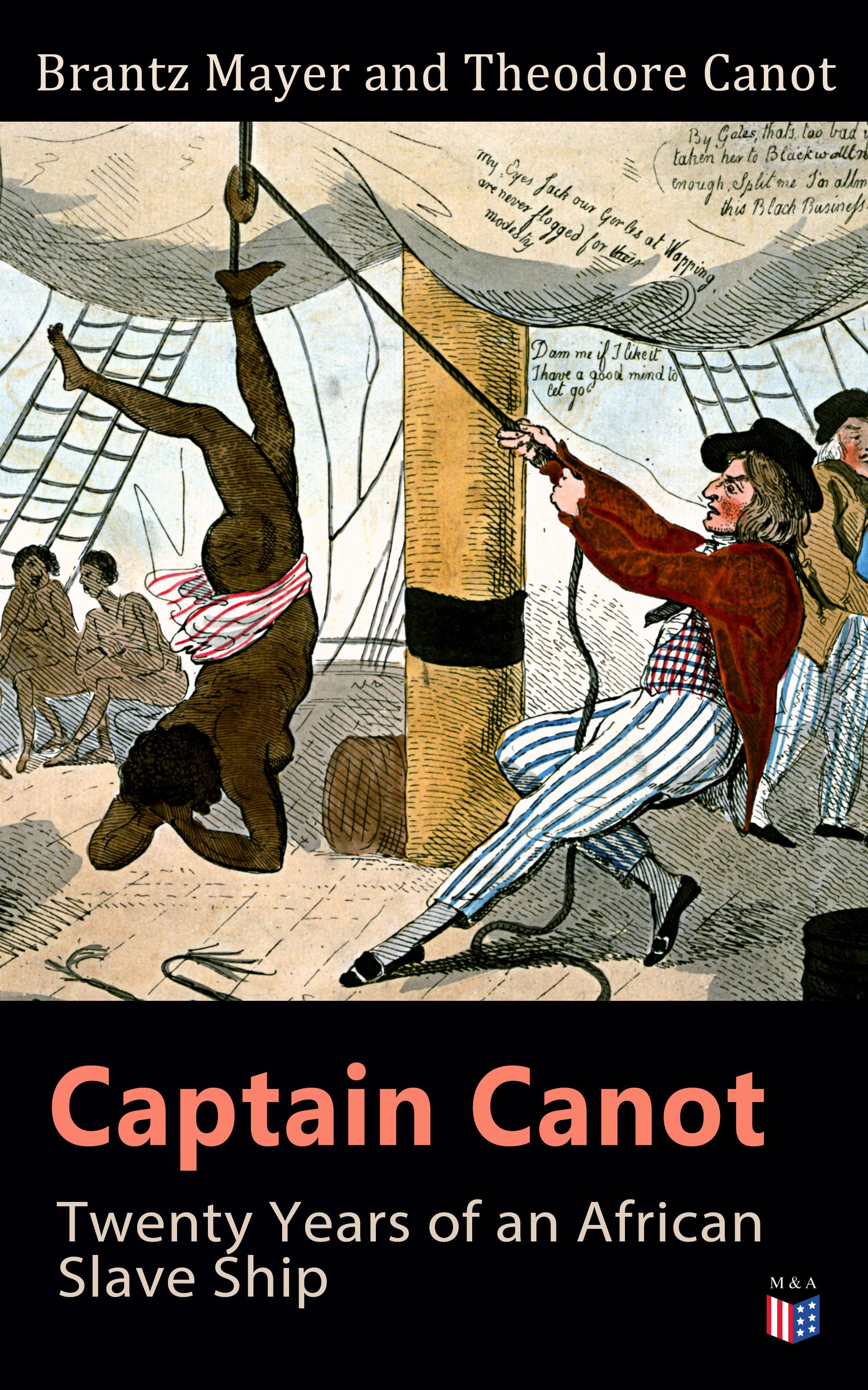 Brantz Mayer Captain Canot: Twenty Years of an African Slave Ship цена
