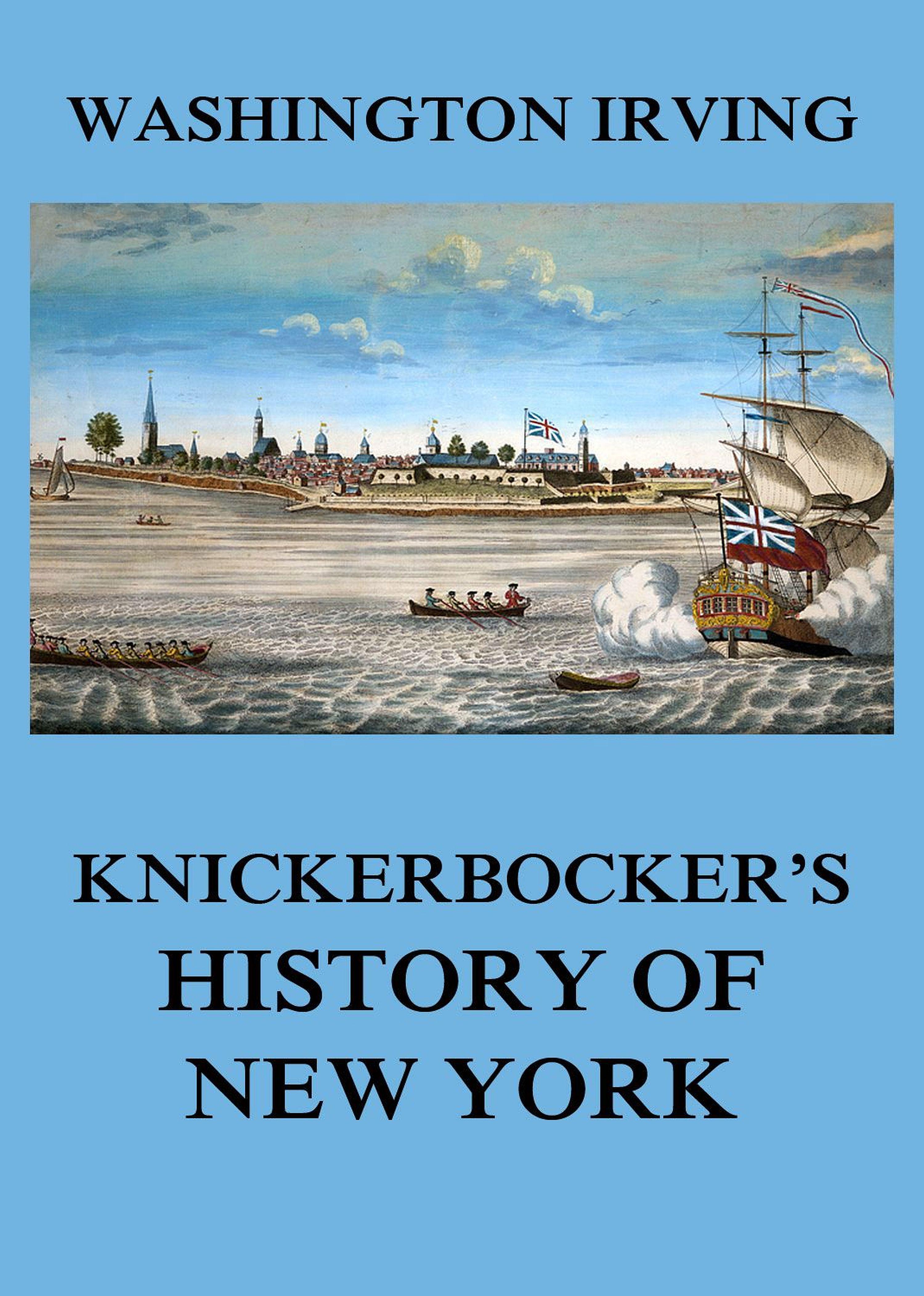 knickerbockers history of new york