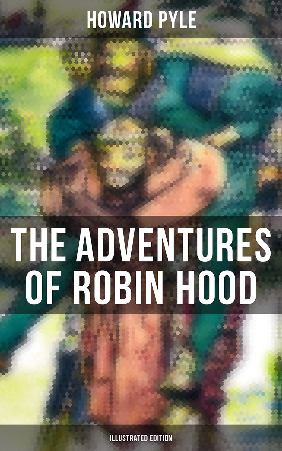 Фото - Howard Pyle The Adventures of Robin Hood (Illustrated Edition) howard pyle men of iron