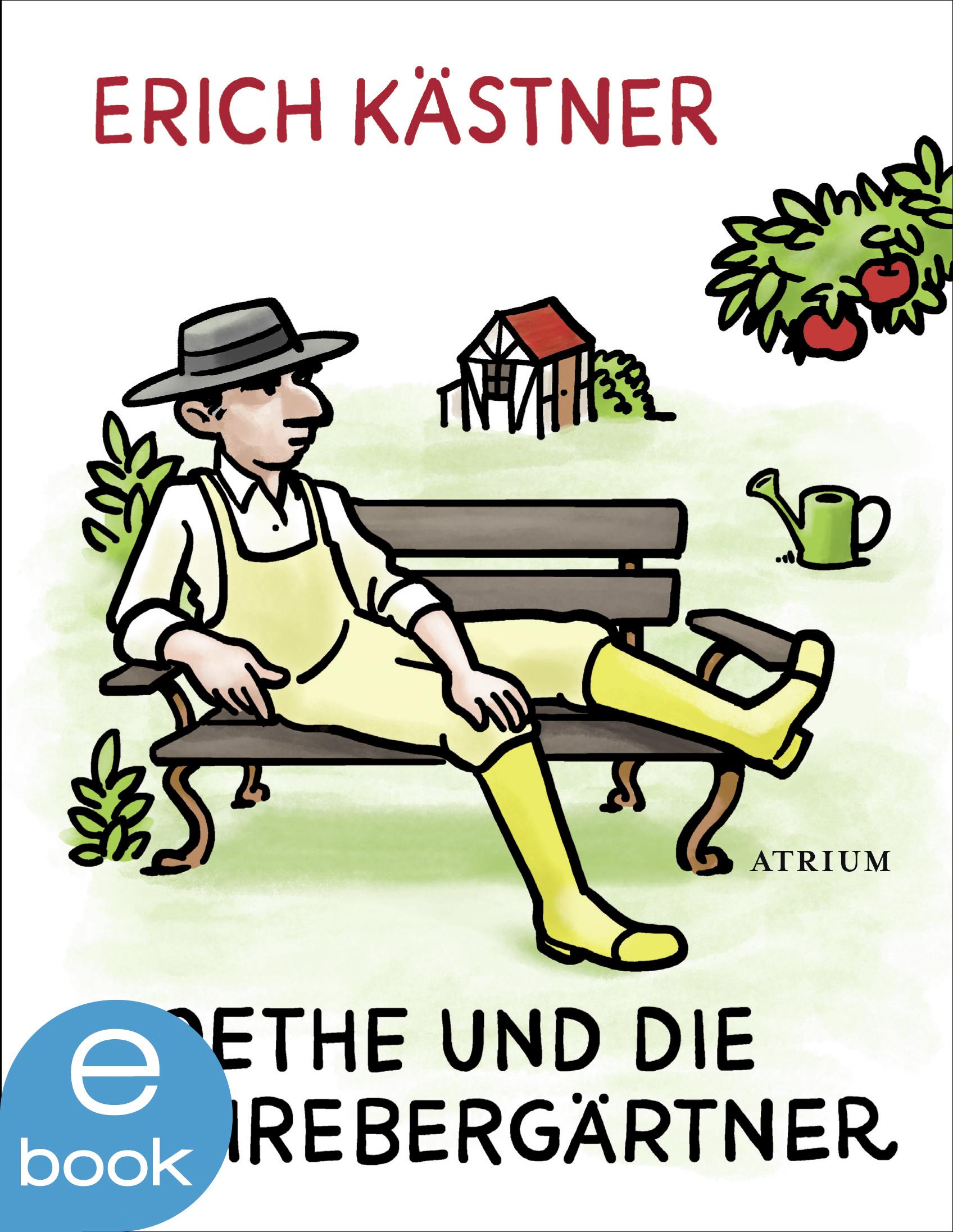 Erich Kastner Goethe und die Schrebergärtner j c lavater goethe und lavater german edition