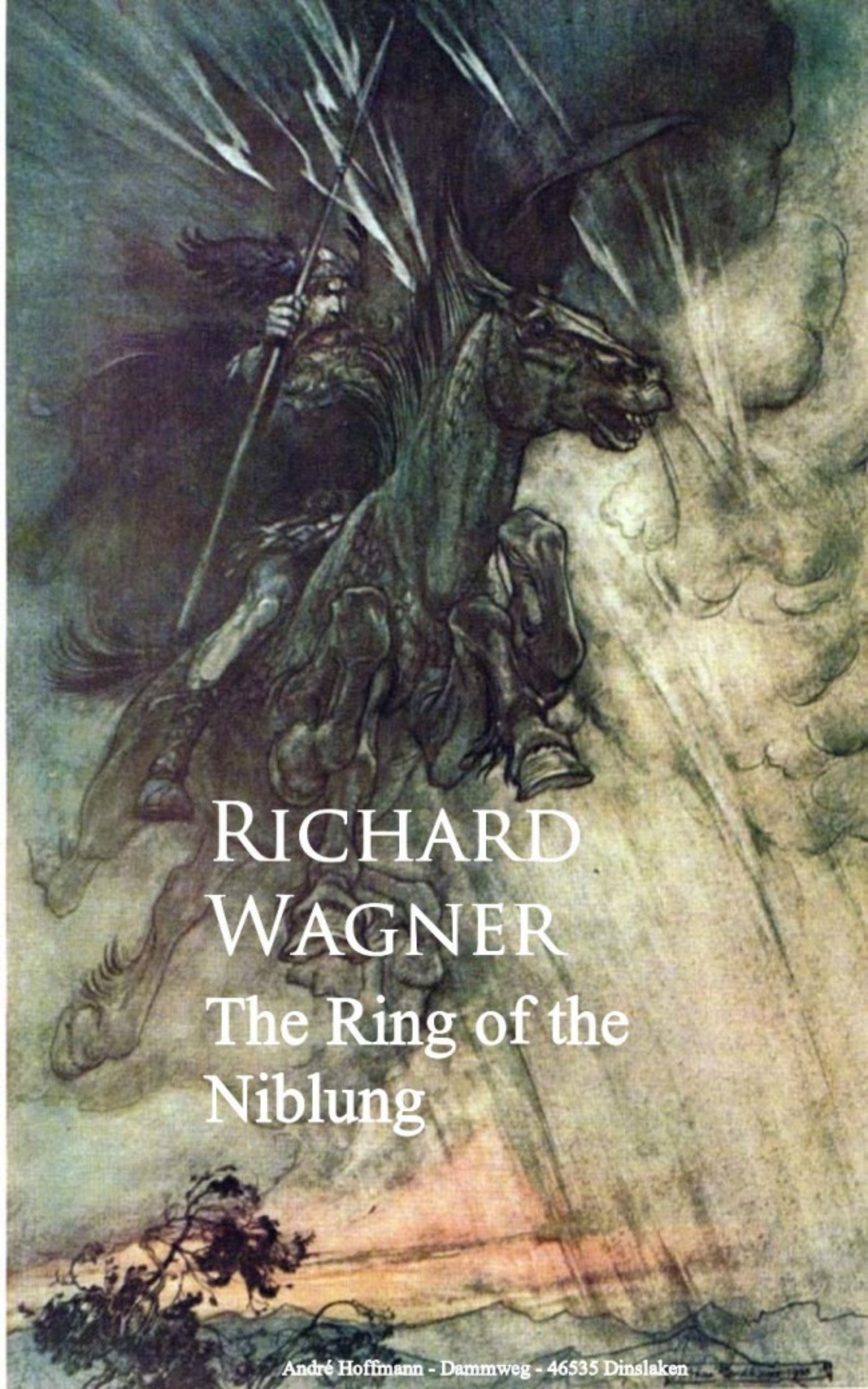 цены Richard Wagner Ring of the Niblung