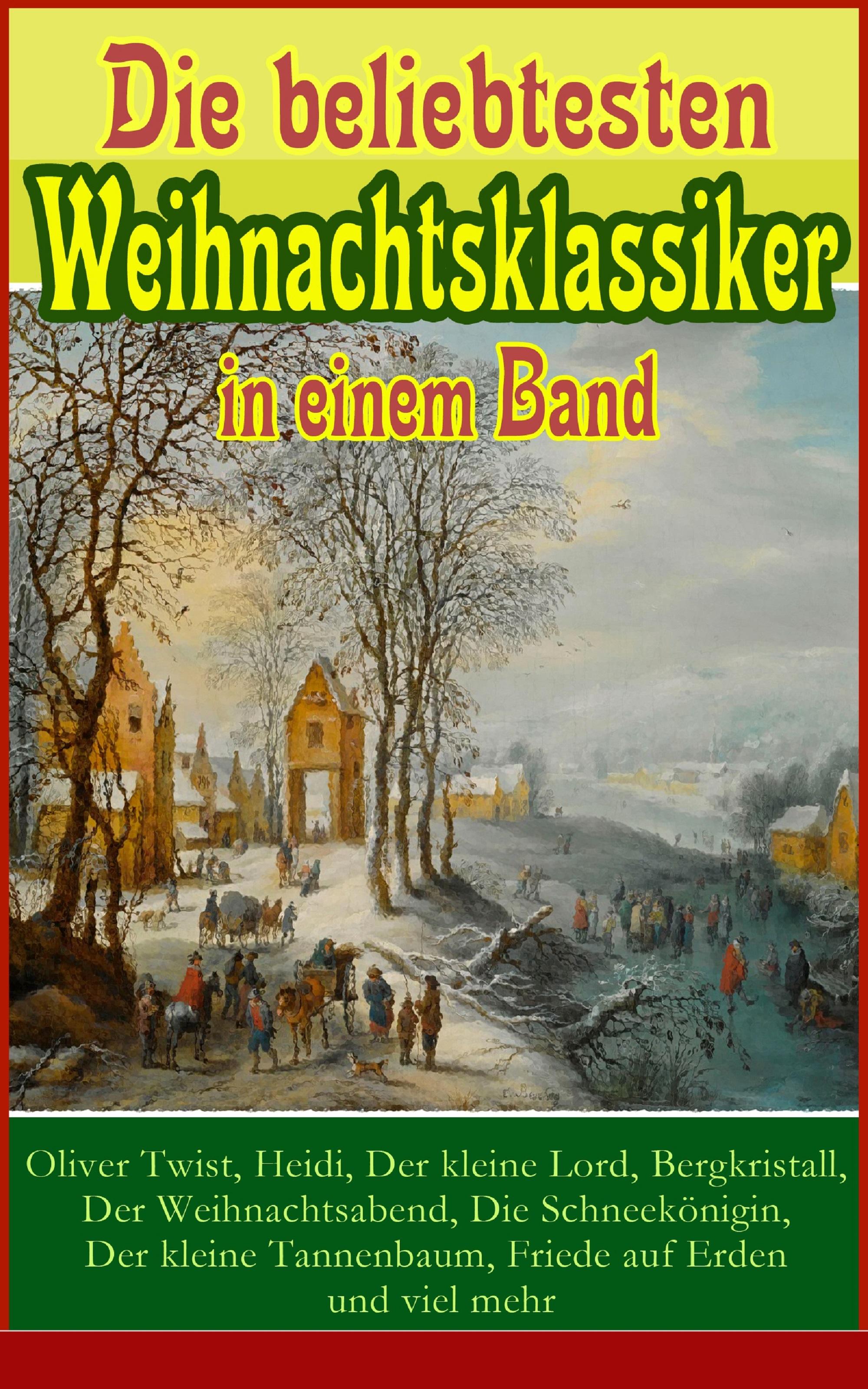 die beliebtesten weihnachtsklassiker in einem band