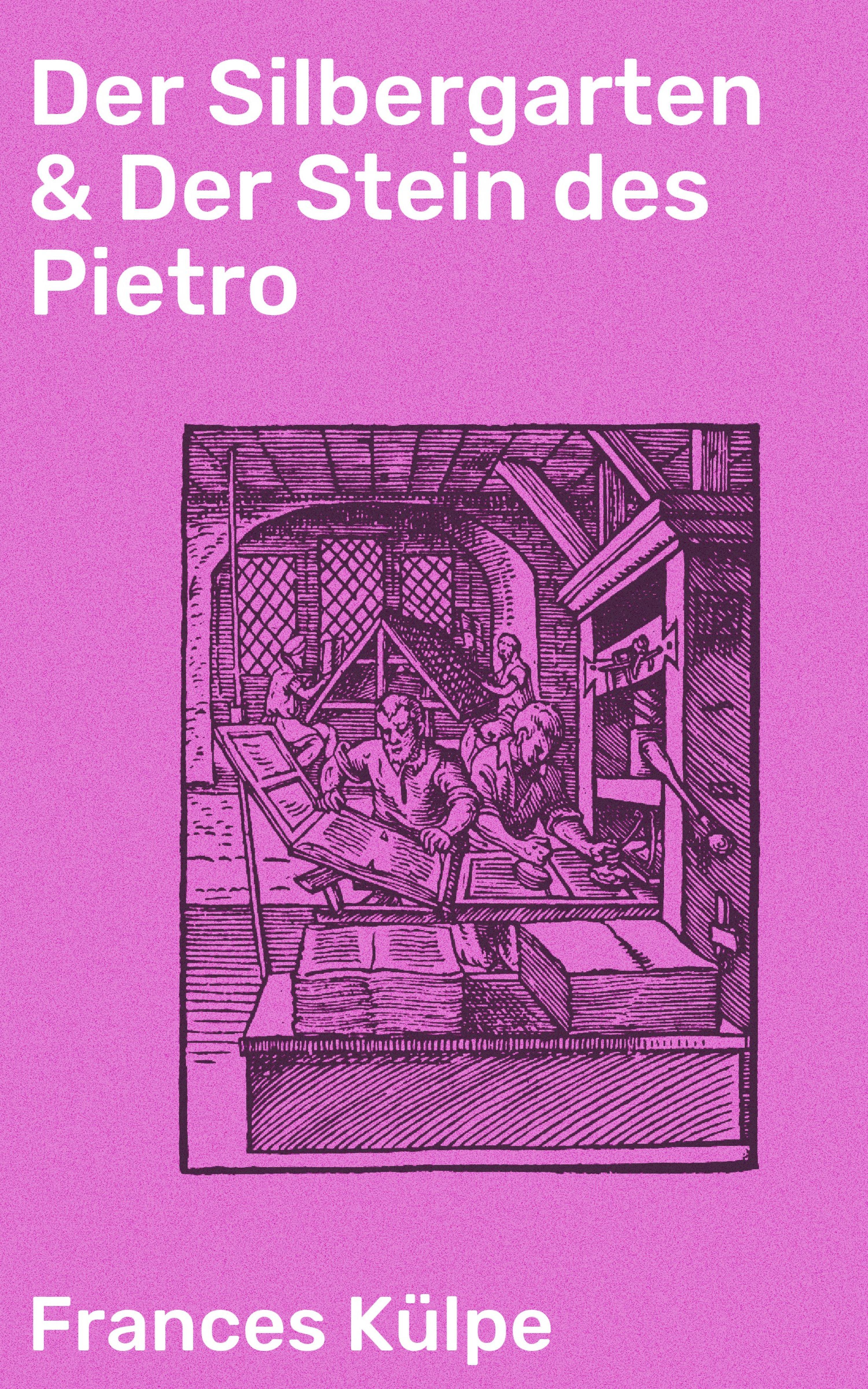 Frances Külpe Der Silbergarten & Der Stein des Pietro