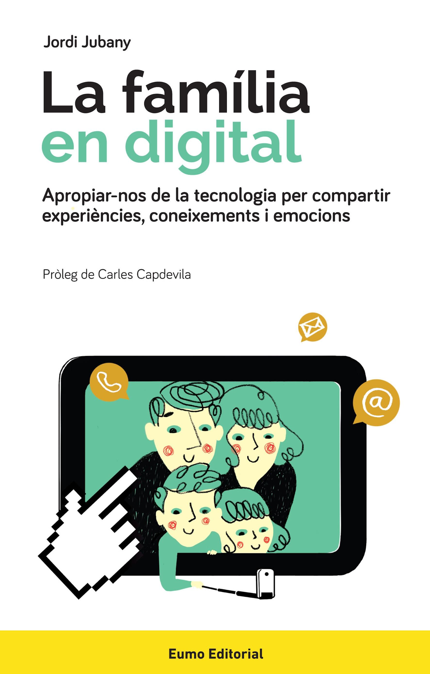 Jordi Jubany La família en digital jordi punti la matèria