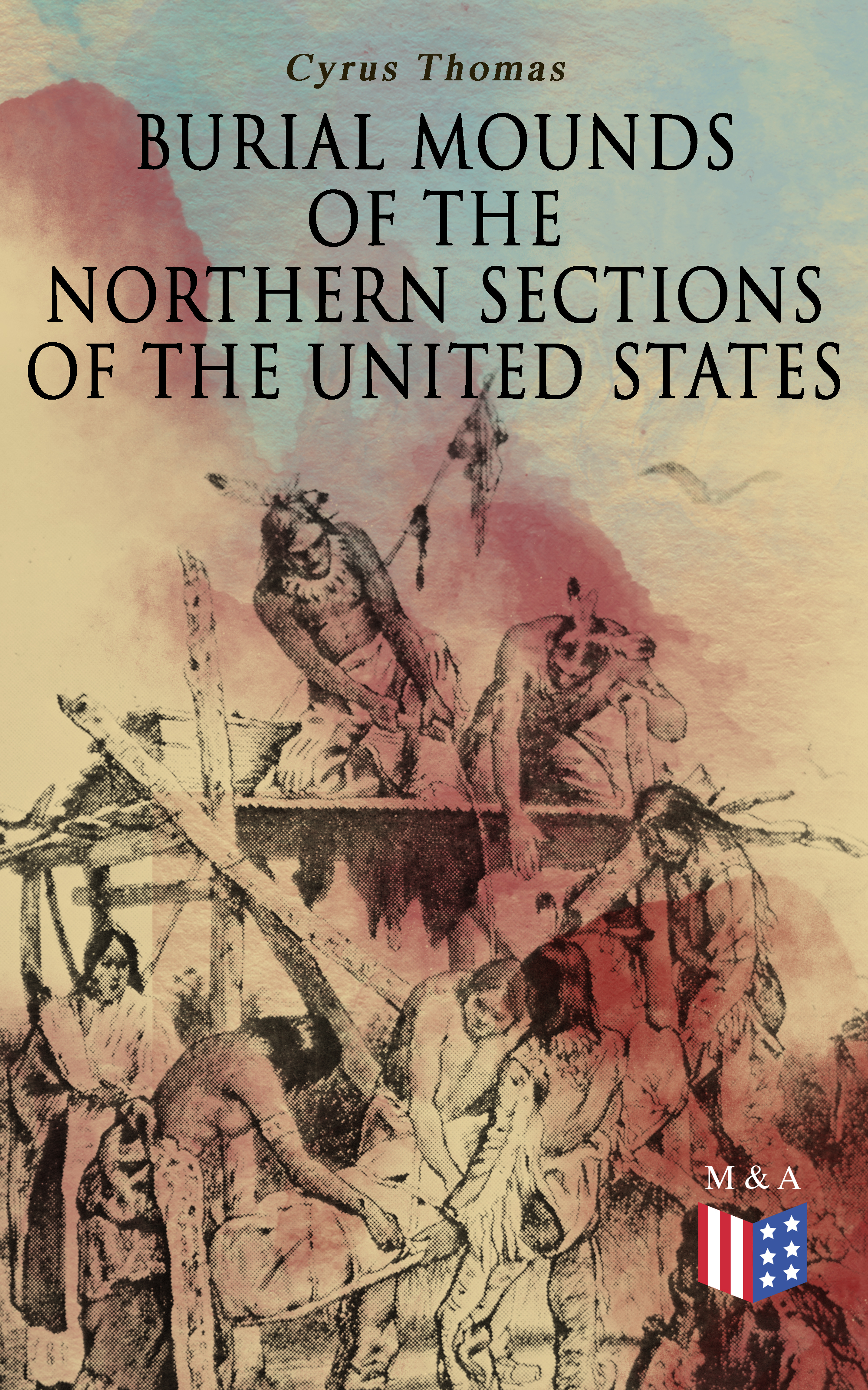 Cyrus Thomas Burial Mounds of the Northern Sections of the United States цена в Москве и Питере