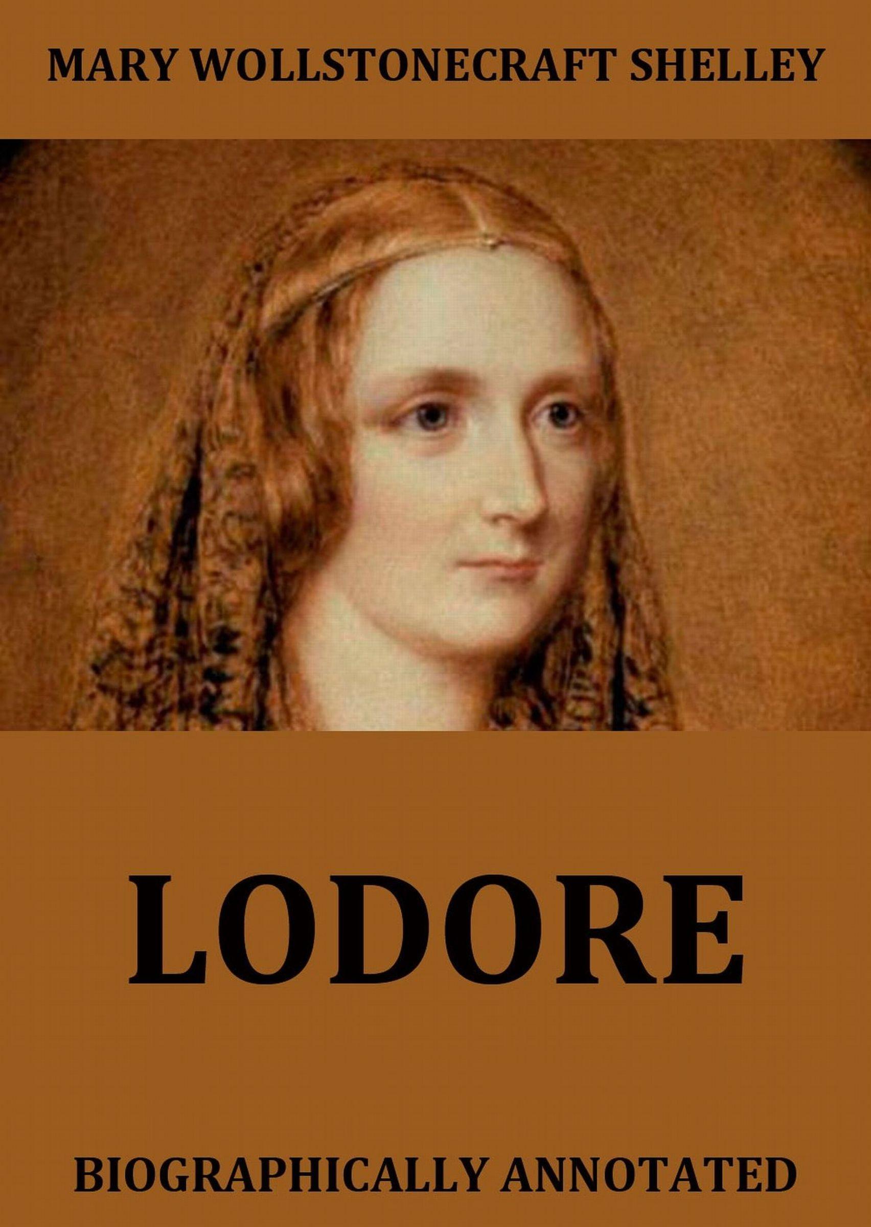 Mary Wollstonecraft Shelley Lodore цены онлайн