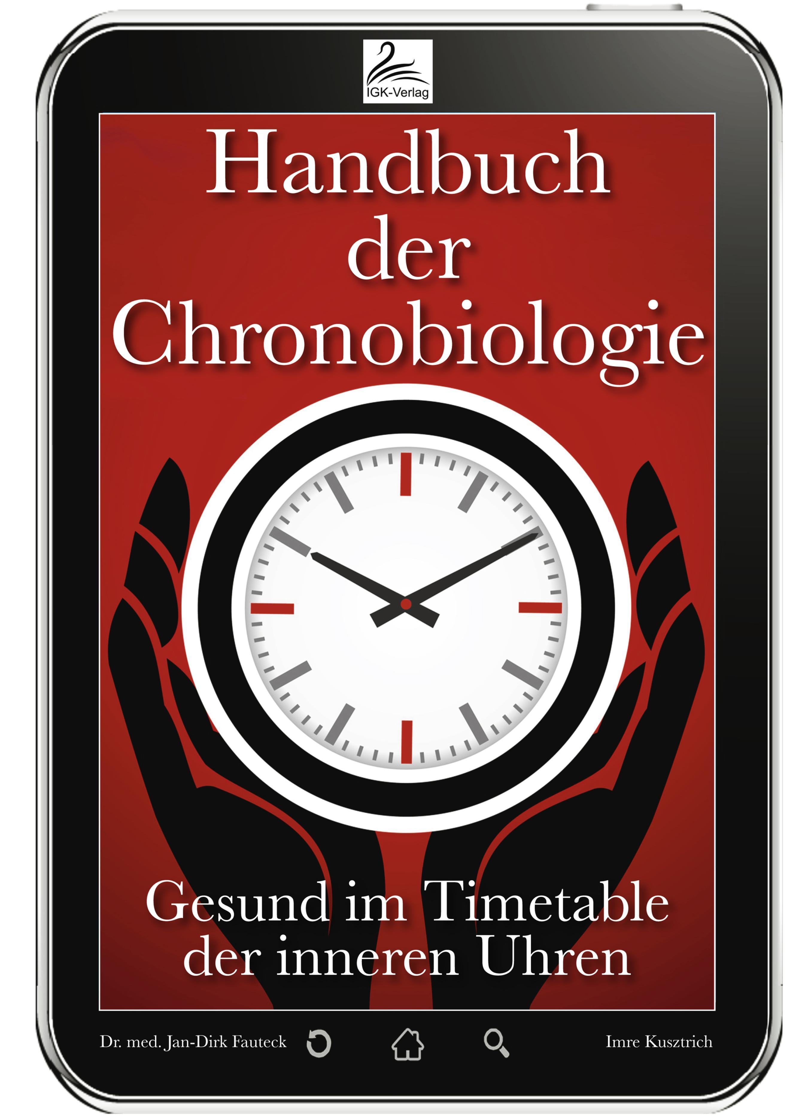 Dr. med. Jan-Dirk Fauteck Handbuch der Chronobiologie тонометр b well med 57