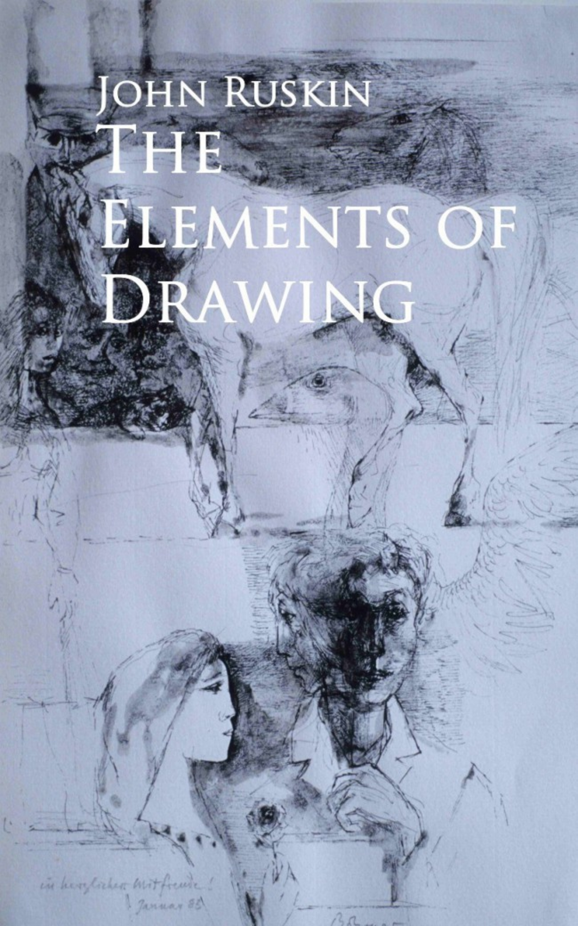 John Ruskin The Elements of Drawing ruskin john the pleasures of england