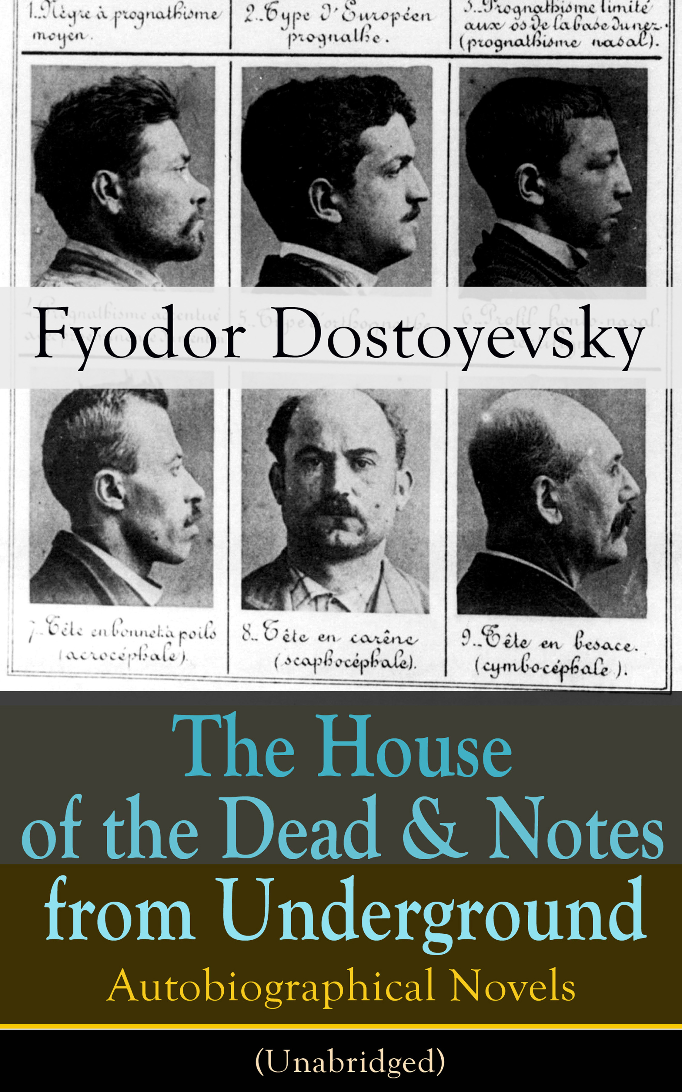 Федор Достоевский The House of the Dead & Notes from Underground: Autobiographical Novels of Fyodor Dostoyevsky (Unabridged)