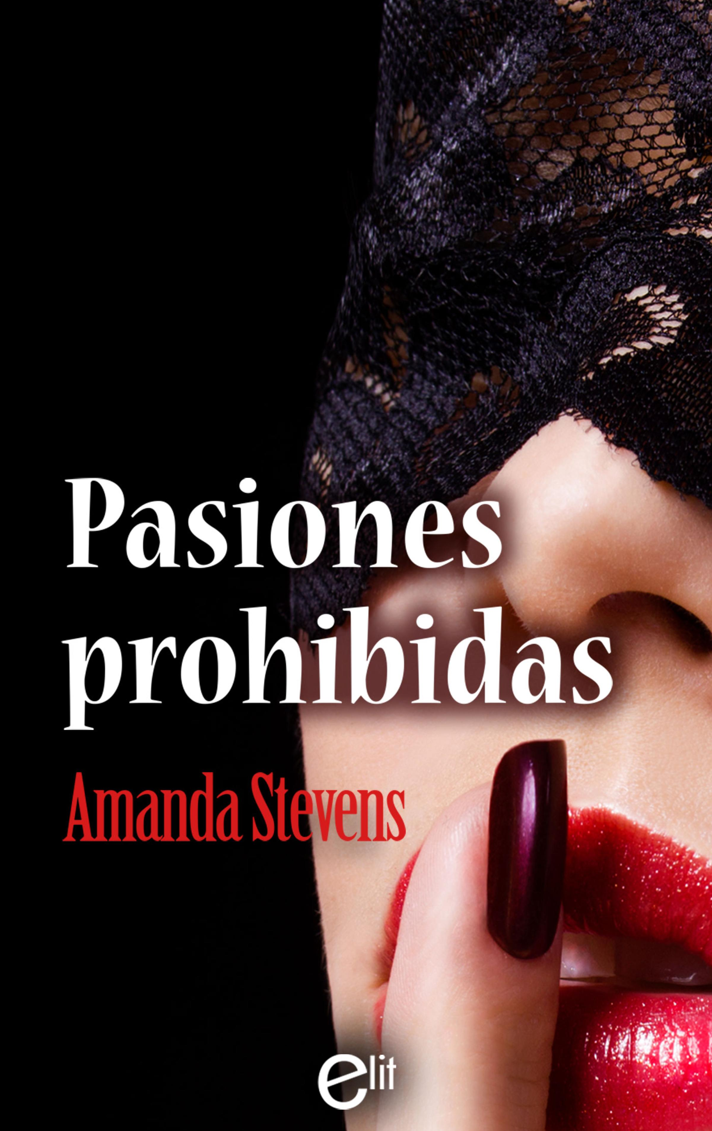 Amanda Stevens Pasiones prohibidas цена