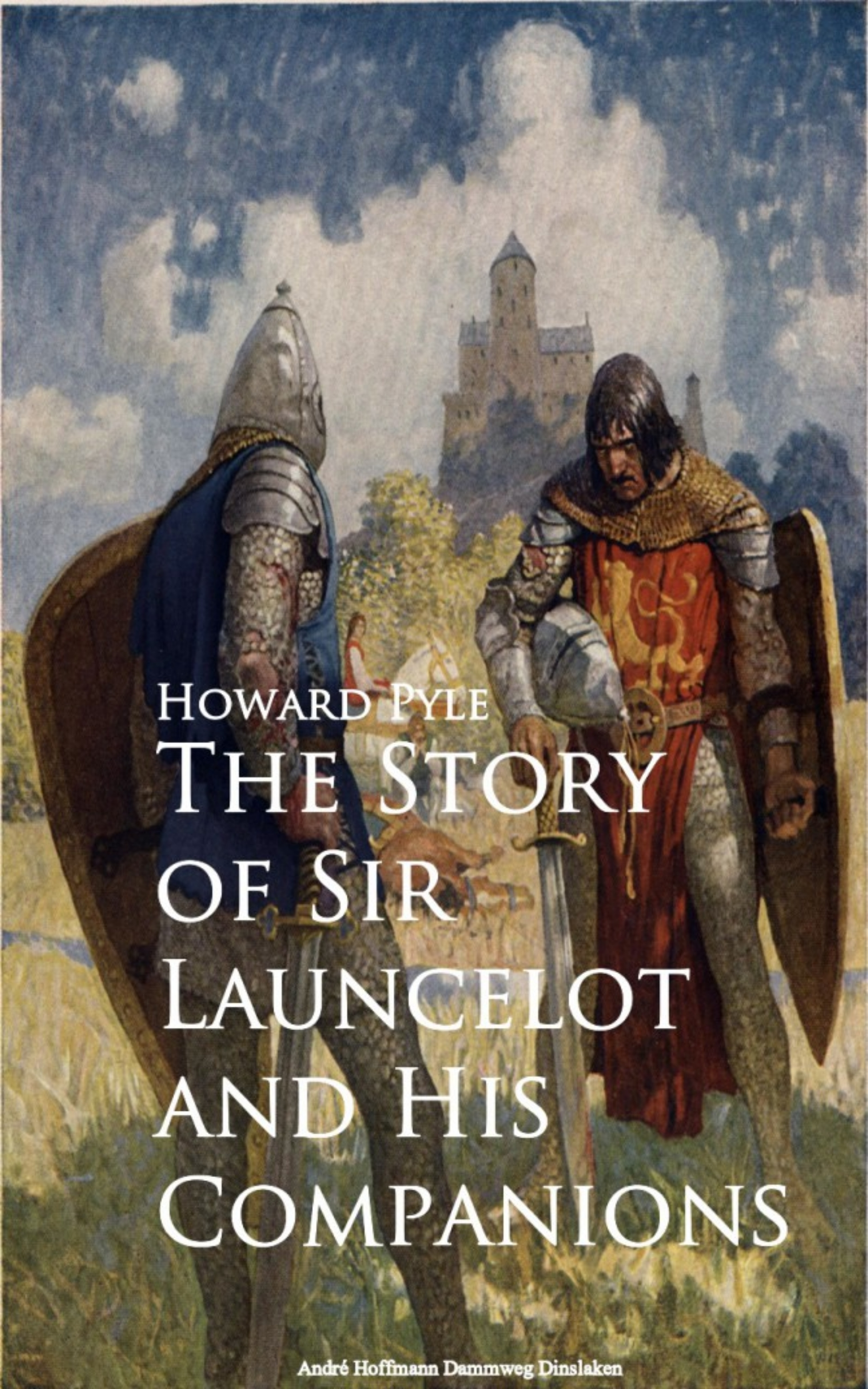Фото - Howard Pyle The Story of Sir Launcelot and His Companions howard pyle men of iron