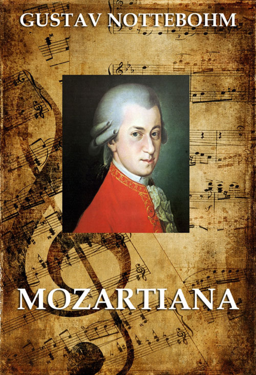 Фото - Gustav Nottebohm Mozartiana gustav parthey mirabilia romae e codicibvs vaticanis emendata