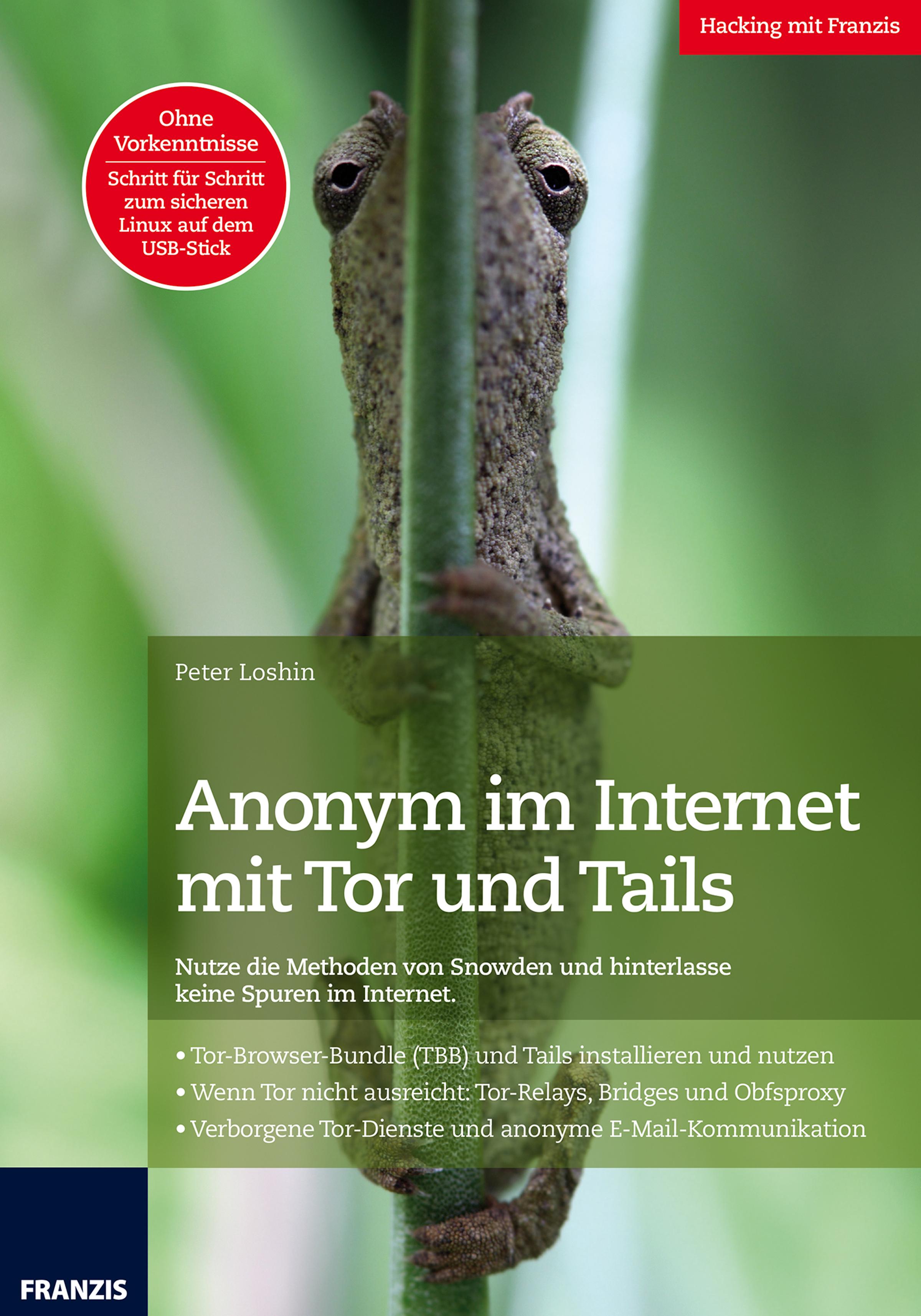 Peter Loshin Anonym im Internet mit Tor und Tails henk griesshaber automobilmarketing im internet
