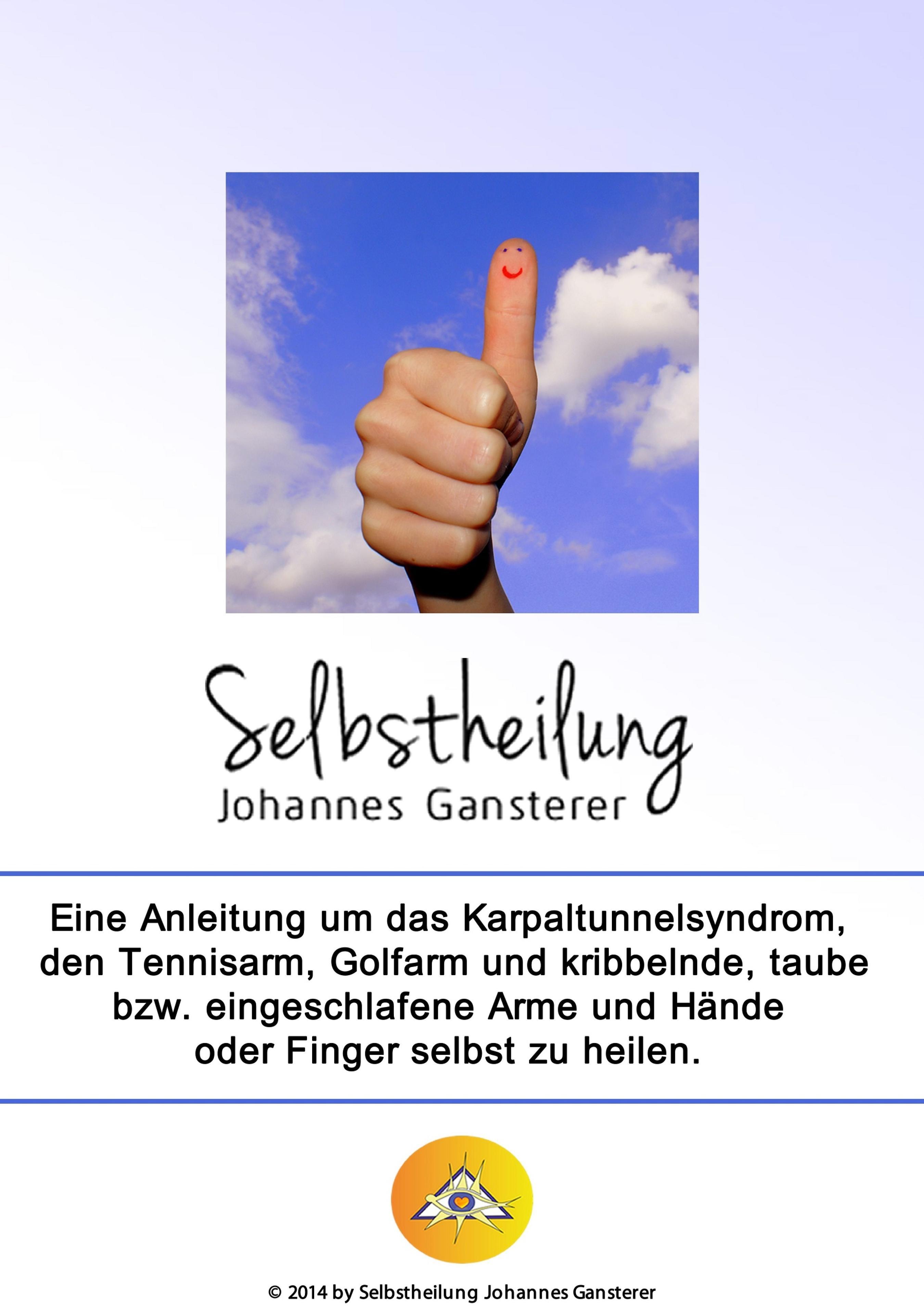 Johannes Gansterer Selbstheilung johannes schweikle ausreißversuch