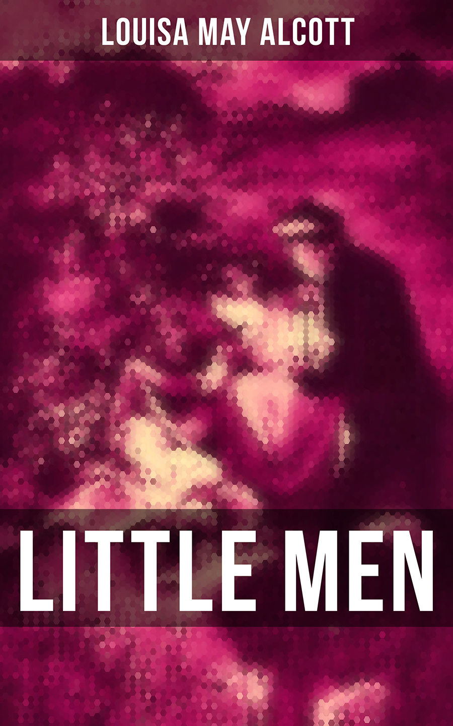 Louisa May Alcott LITTLE MEN шорты alcott alcott al006emgdlc5