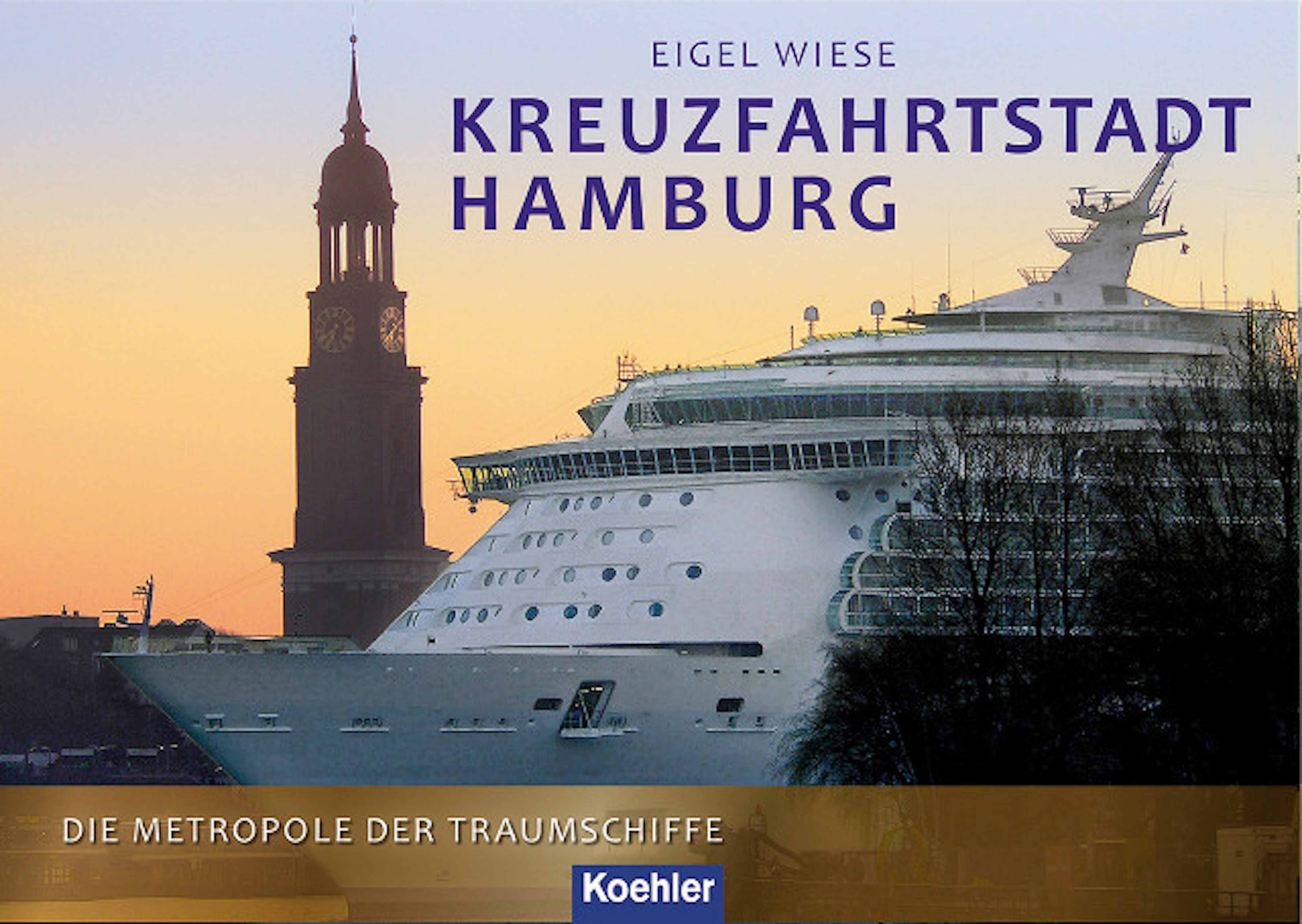 цена Eigel Wiese Kreuzfahrtstadt Hamburg онлайн в 2017 году