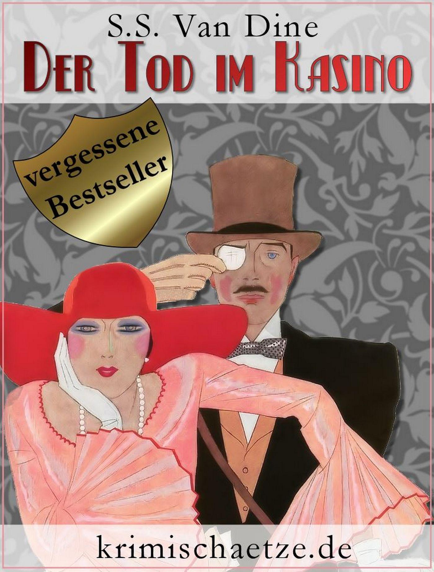 S. S. Van Dine Der Tod im Kasino