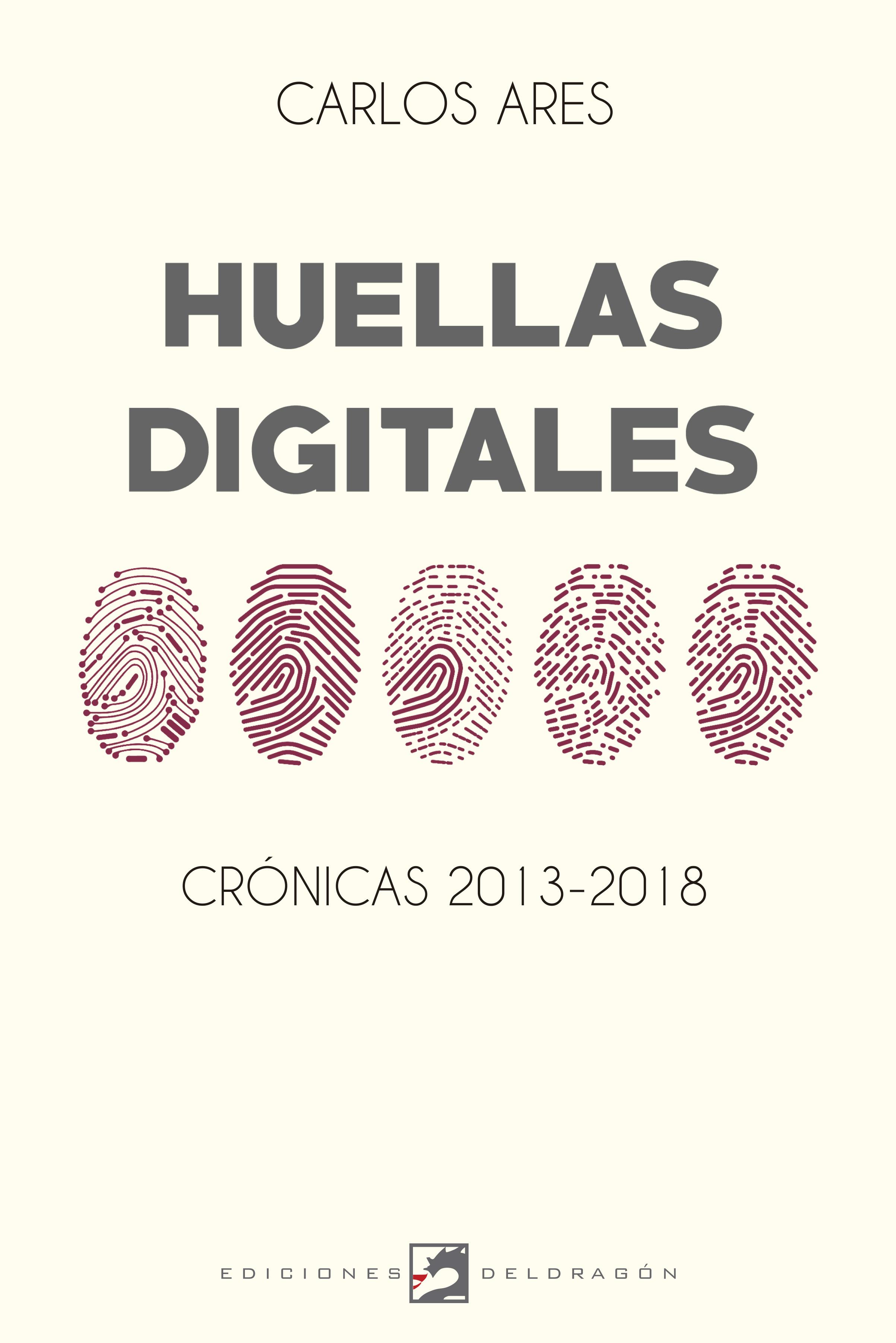 Carlos Ares Huellas digitales цена 2017