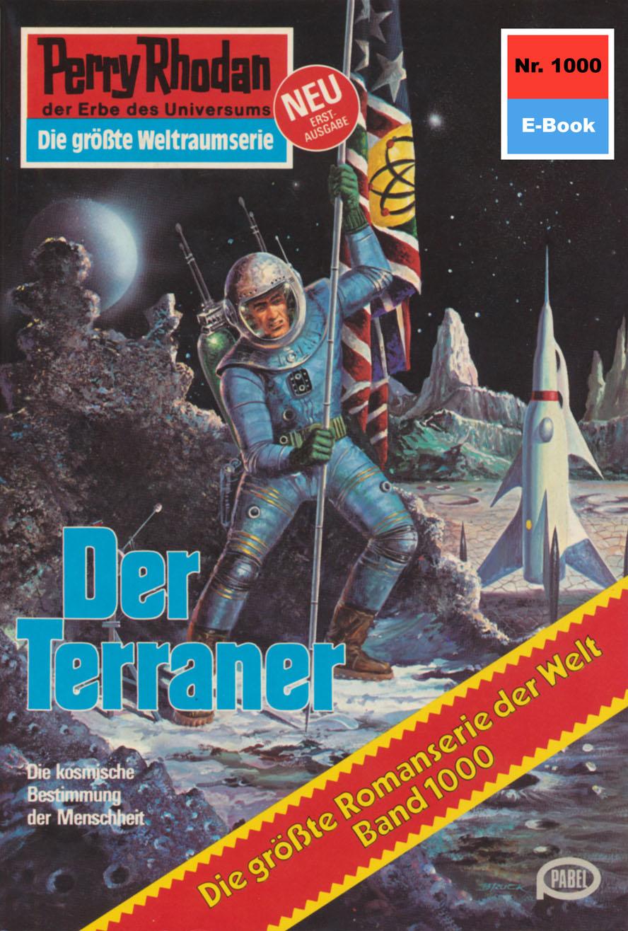 William Voltz Perry Rhodan 1000: Der Terraner william voltz perry rhodan 816 meister der gravitation